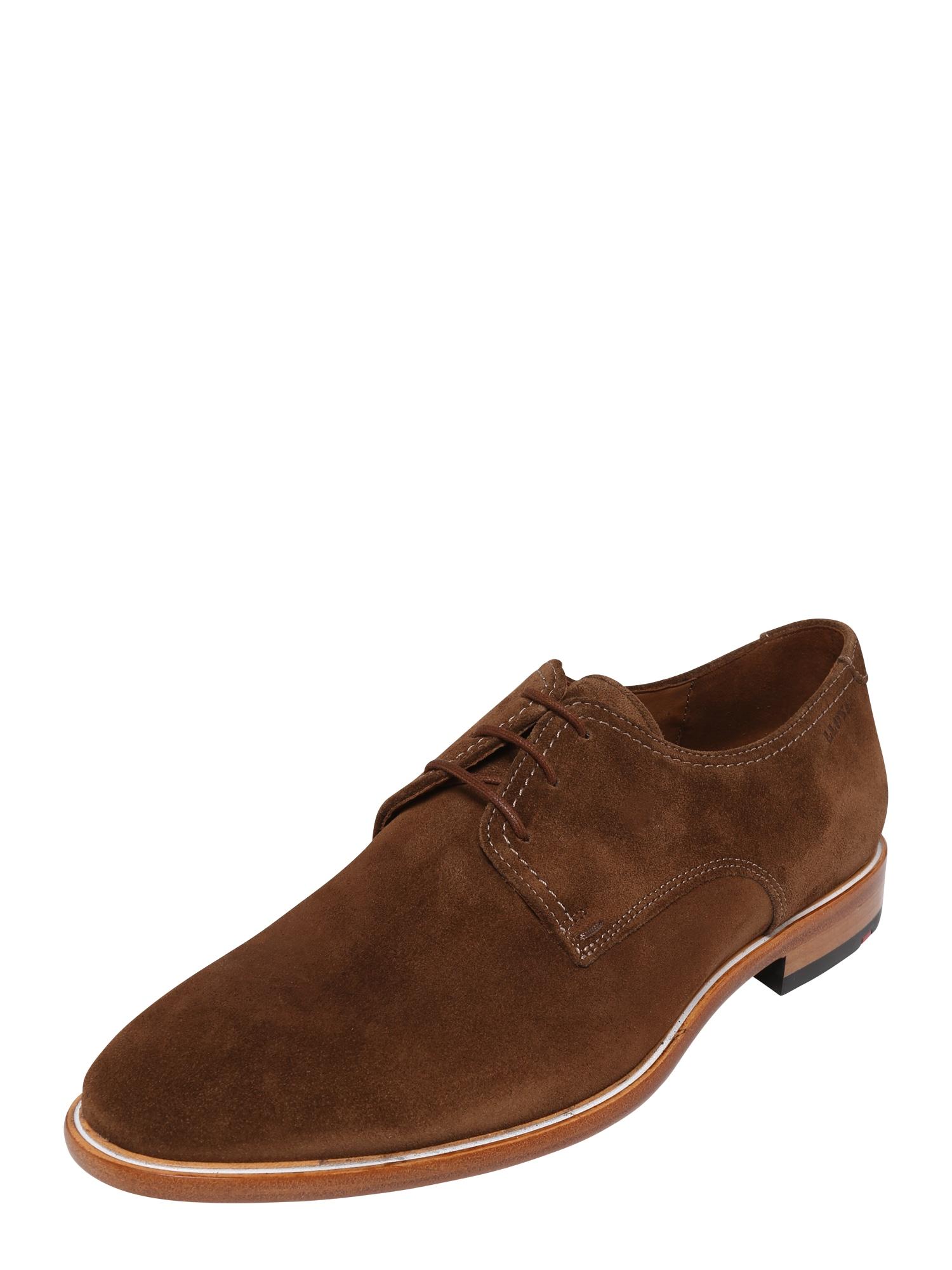 Šněrovací boty koňaková LLOYD
