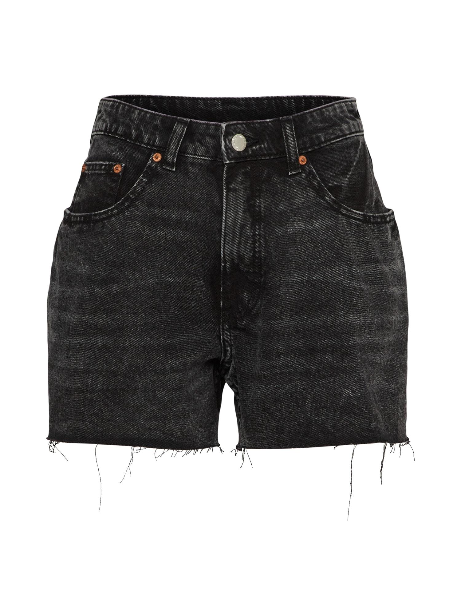 CHEAP MONDAY Dames Jeans Donna zwart