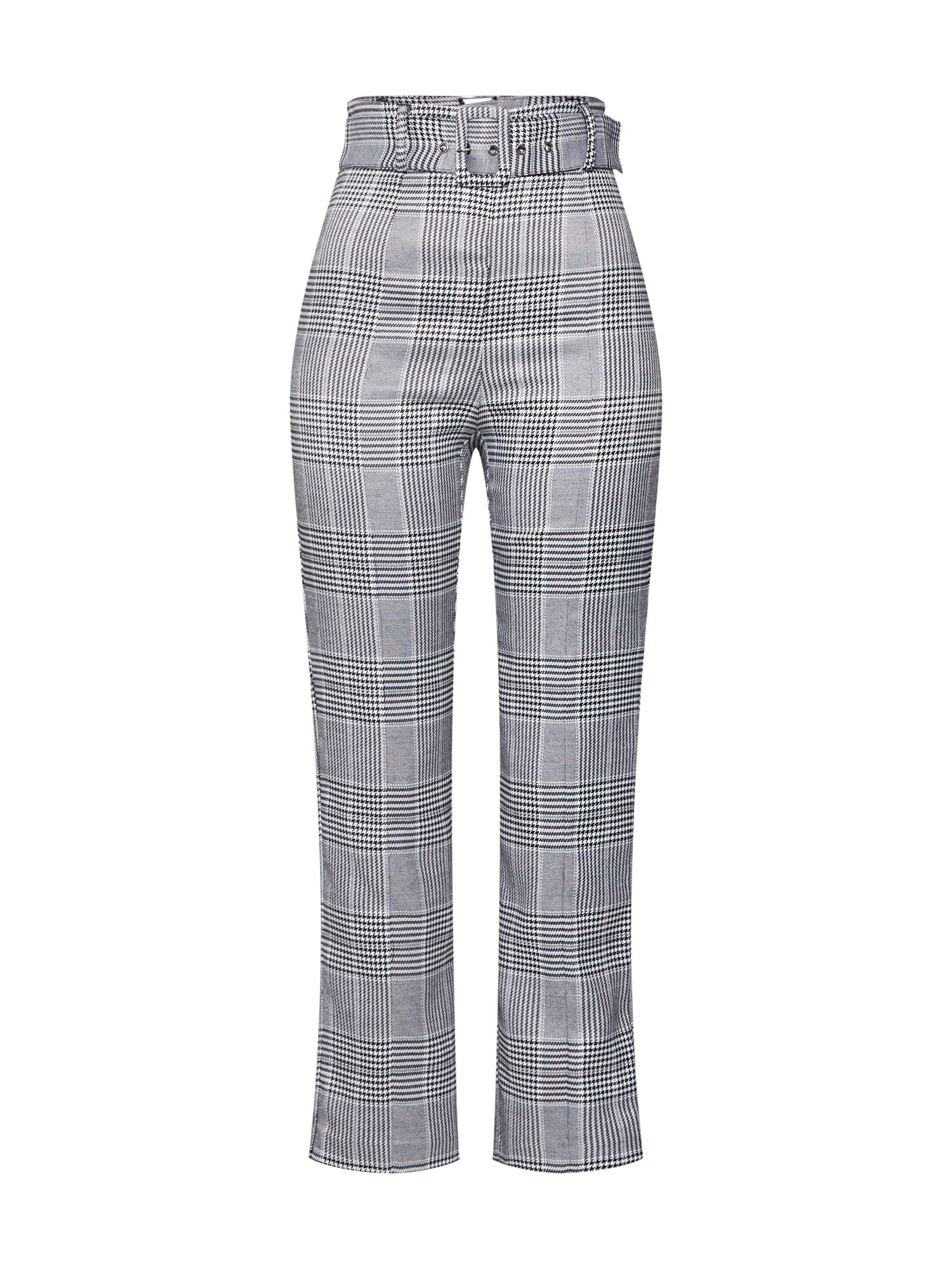 Kalhoty šedá Bardot