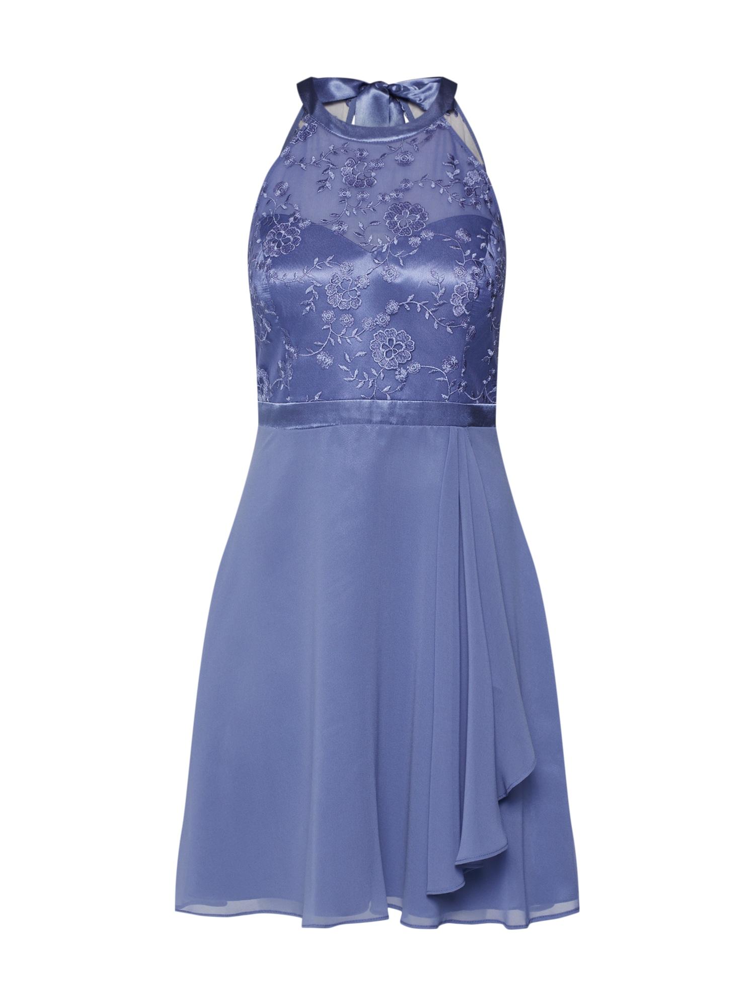 VM Vera Mont Koktejlové šaty  královská modrá / tmavě modrá