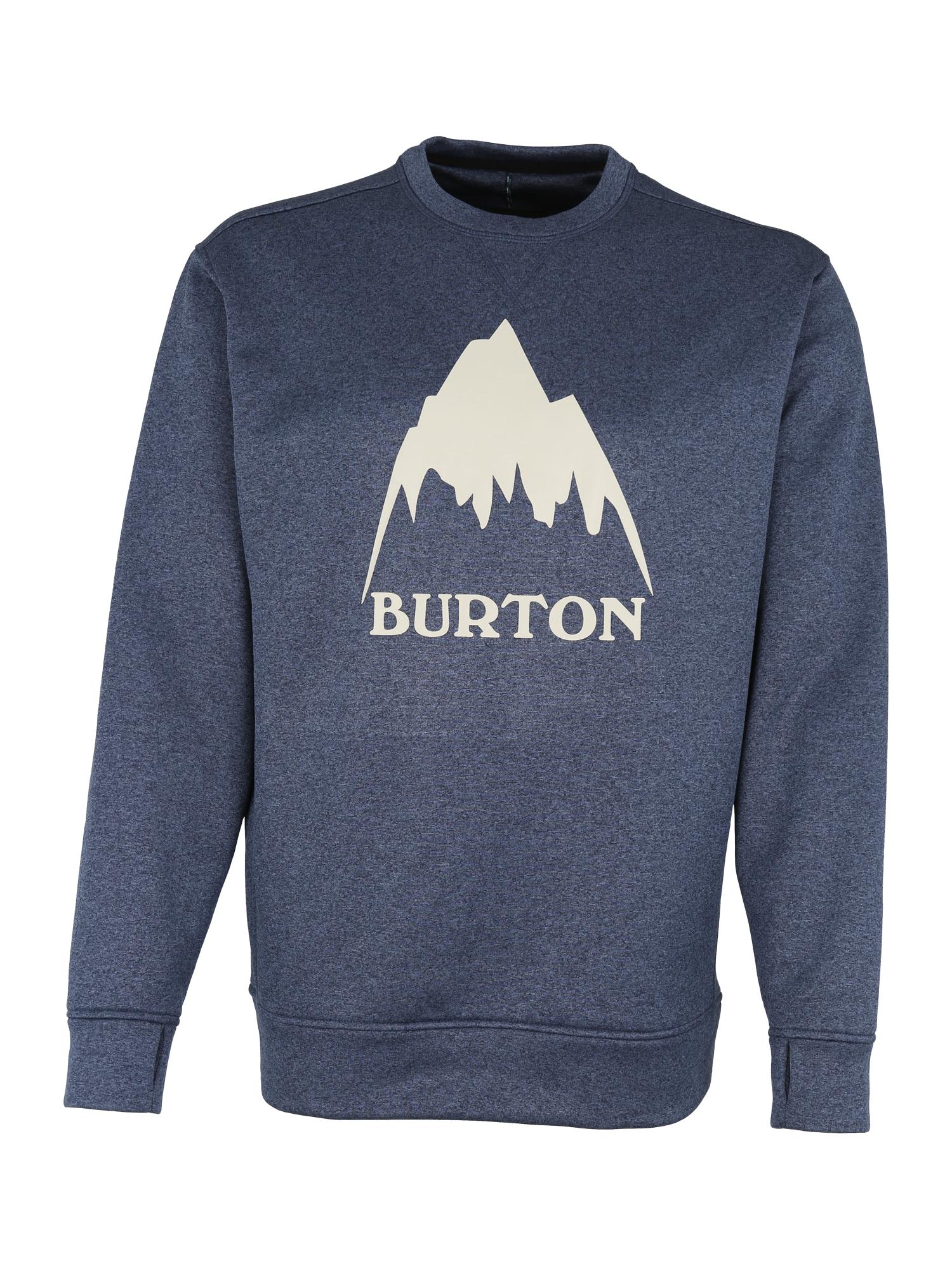 Sportovní svetr Oak tmavě modrá bílá BURTON