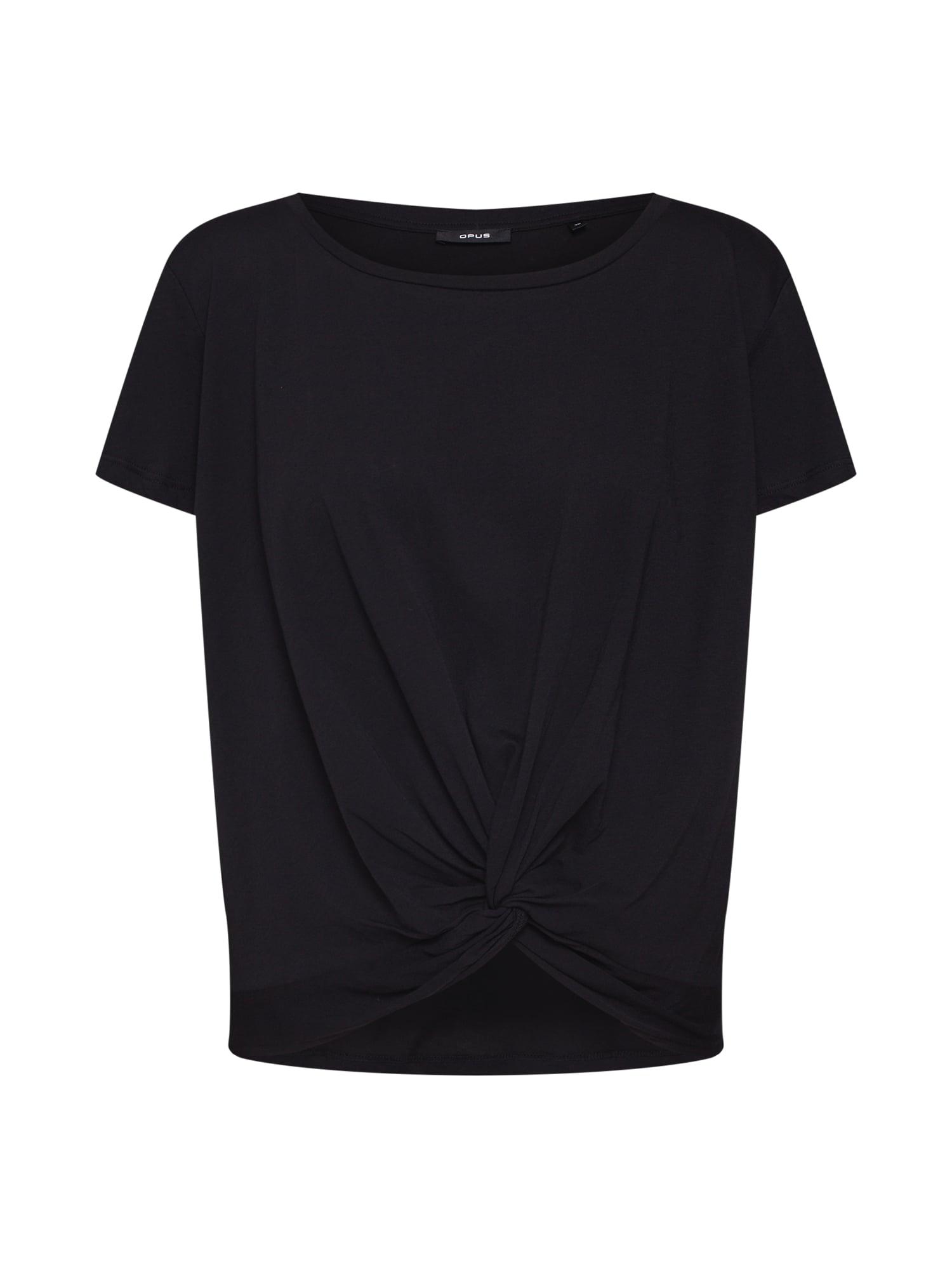 Tričko Stanley černá OPUS