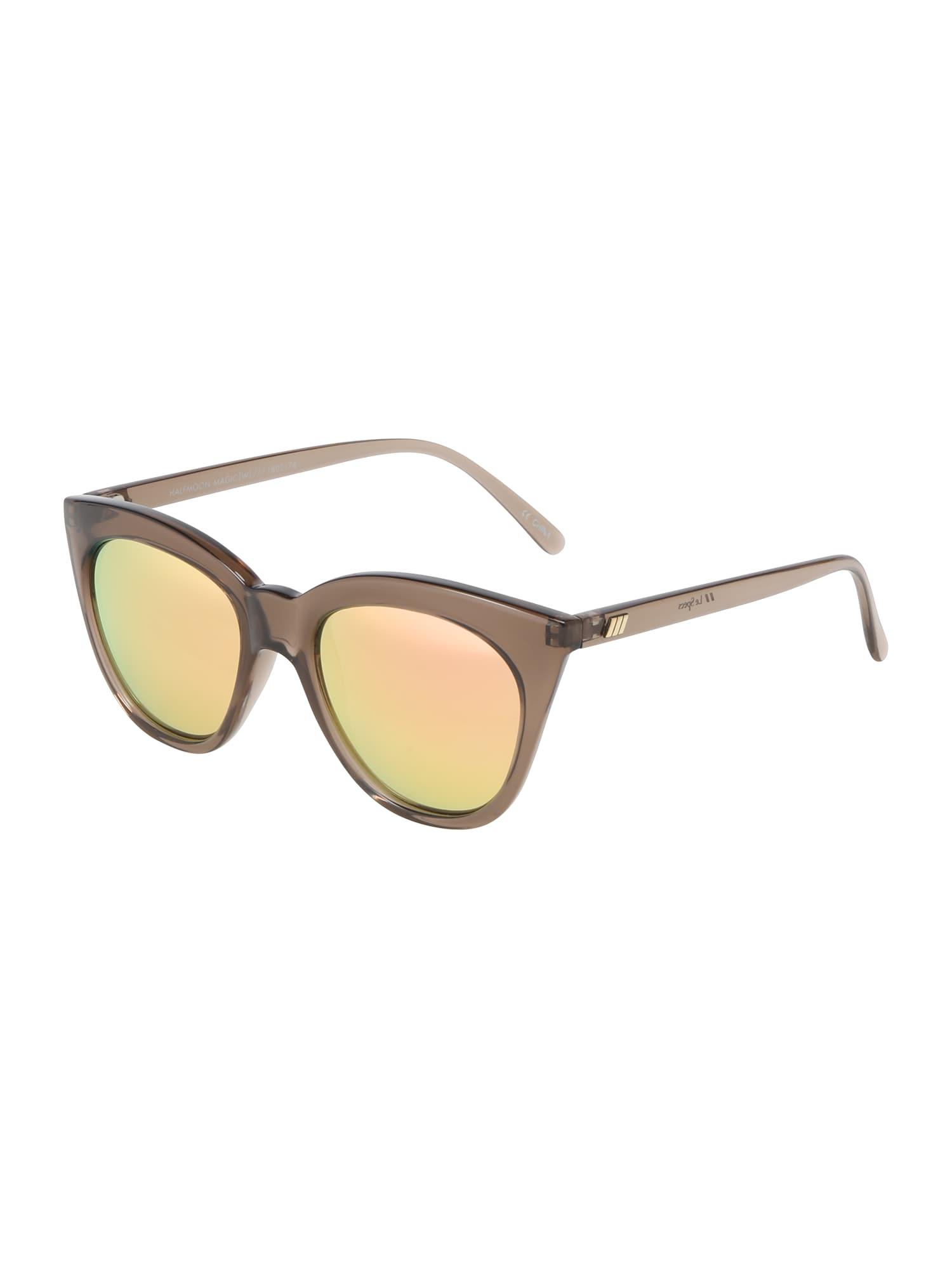 Sluneční brýle Halfmoon Magic krémová LE SPECS