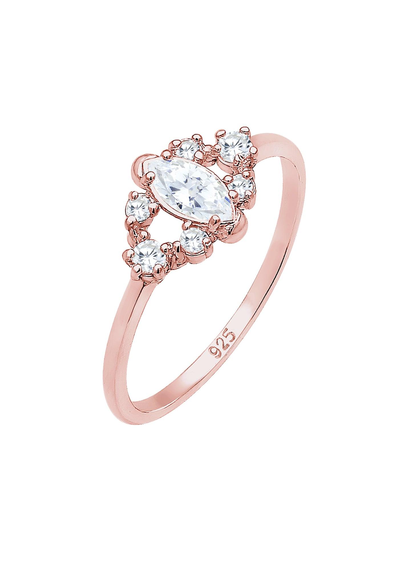 Verlobungsring | Schmuck > Ringe > Verlobungsringe | Weiß | ELLI