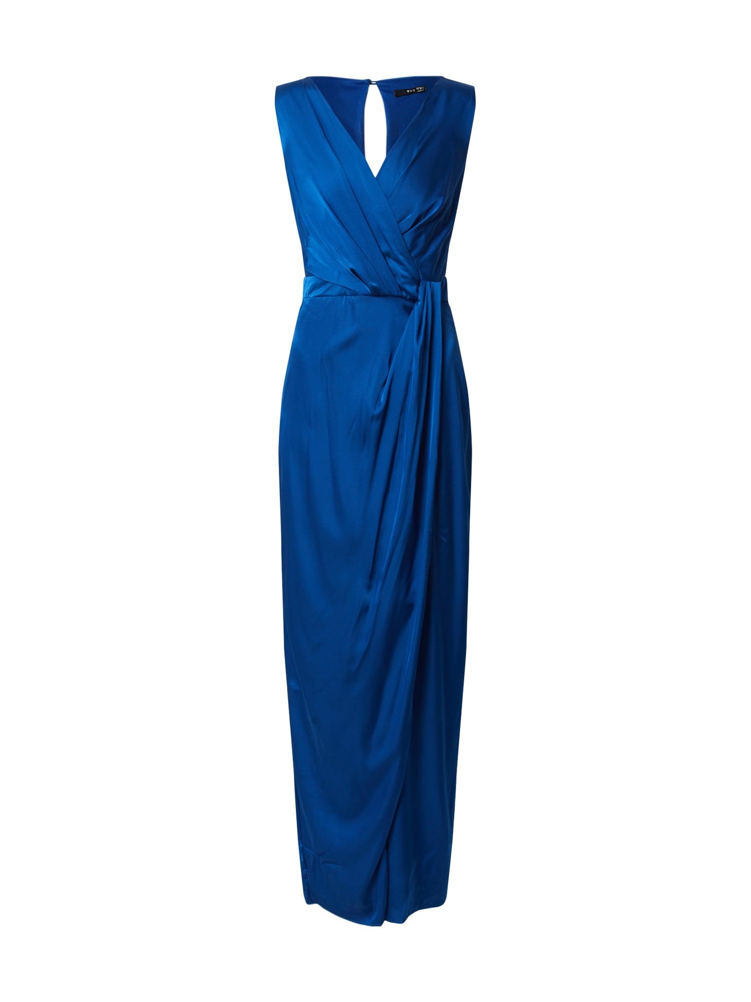 TFNC Společenské šaty 'SOLIA'  kobaltová modř