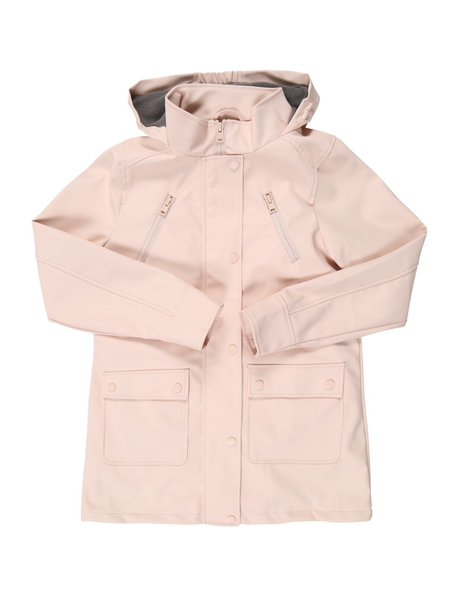 Kabát růžová REVIEW FOR TEENS