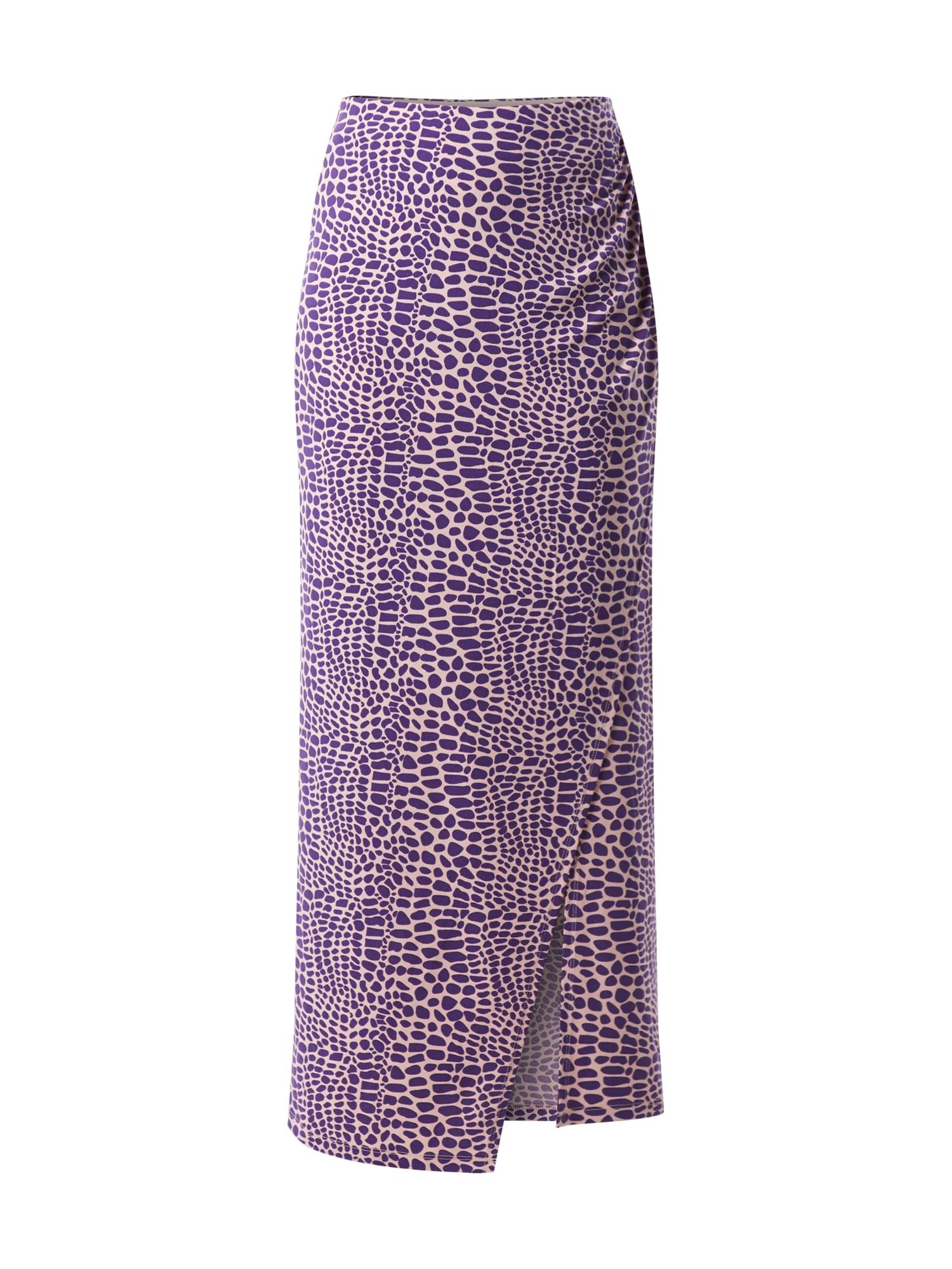 Sukně fialová růžová IVYREVEL