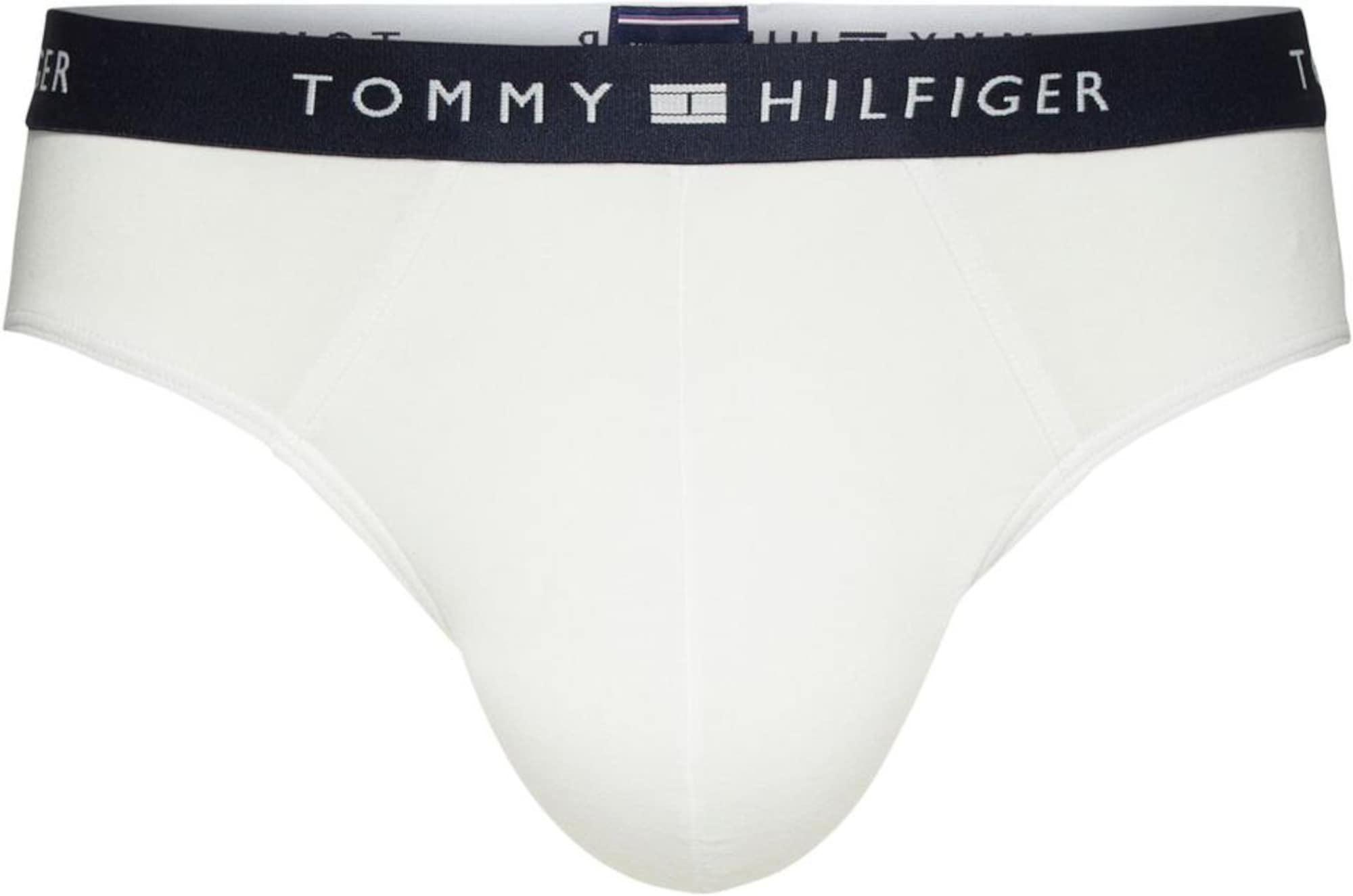 Unterhosen 'BRIEF' | Bekleidung > Wäsche > Slips & Strings | Schwarz - Weiß | Tommy Hilfiger