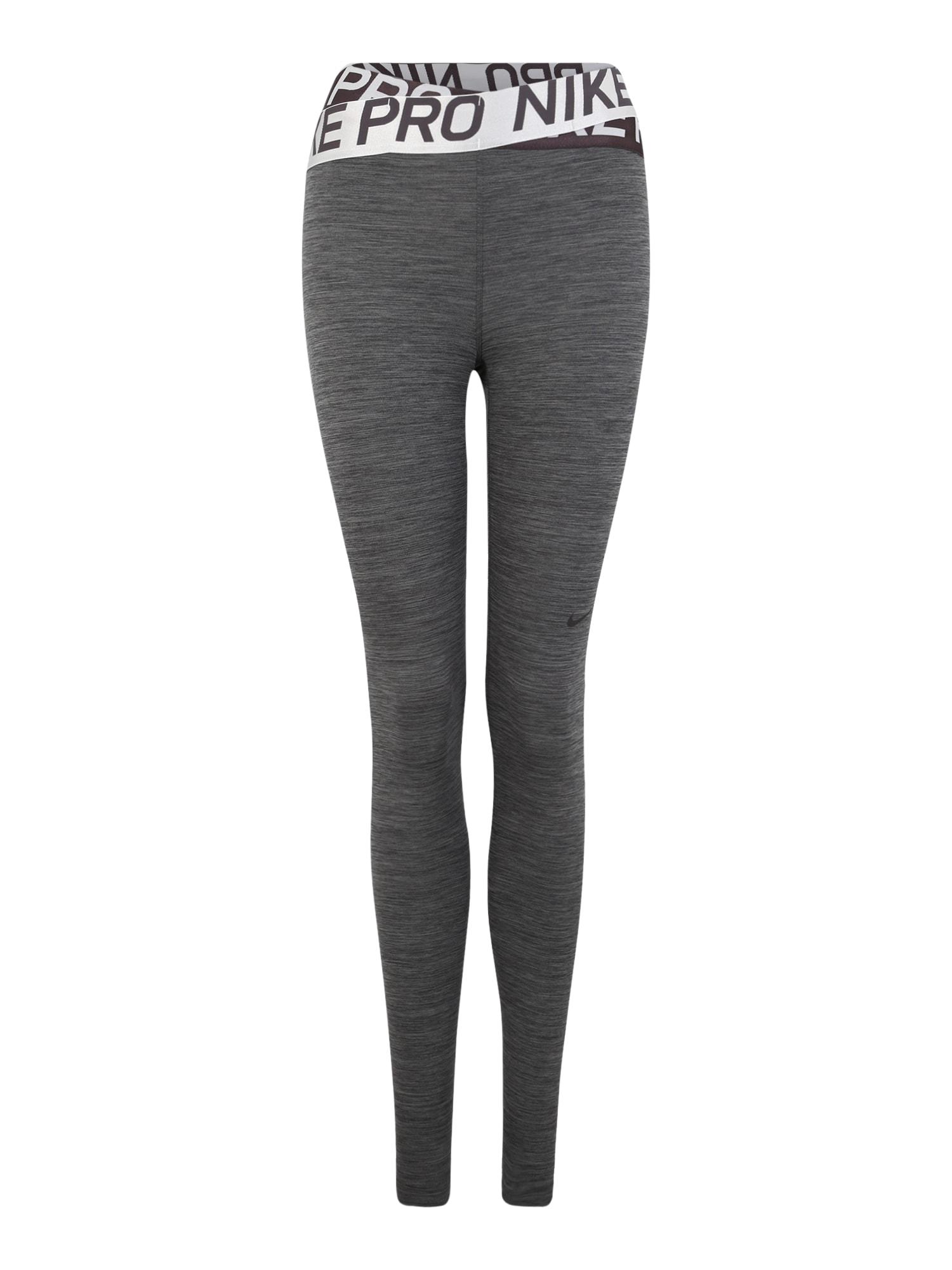 Sportovní kalhoty tmavě šedá NIKE