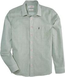 Trachtenhemd mit edlem Muster