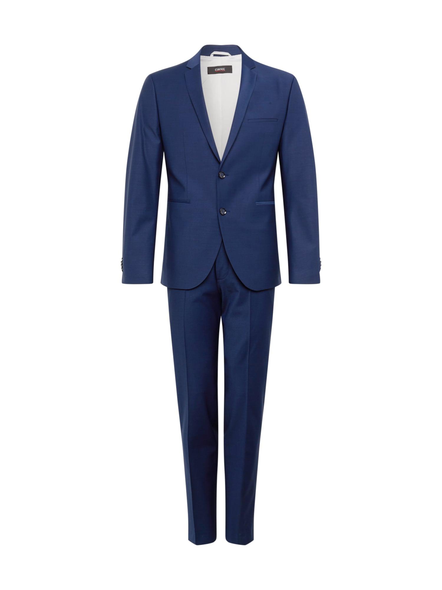 Oblek CIFARO modrá CINQUE