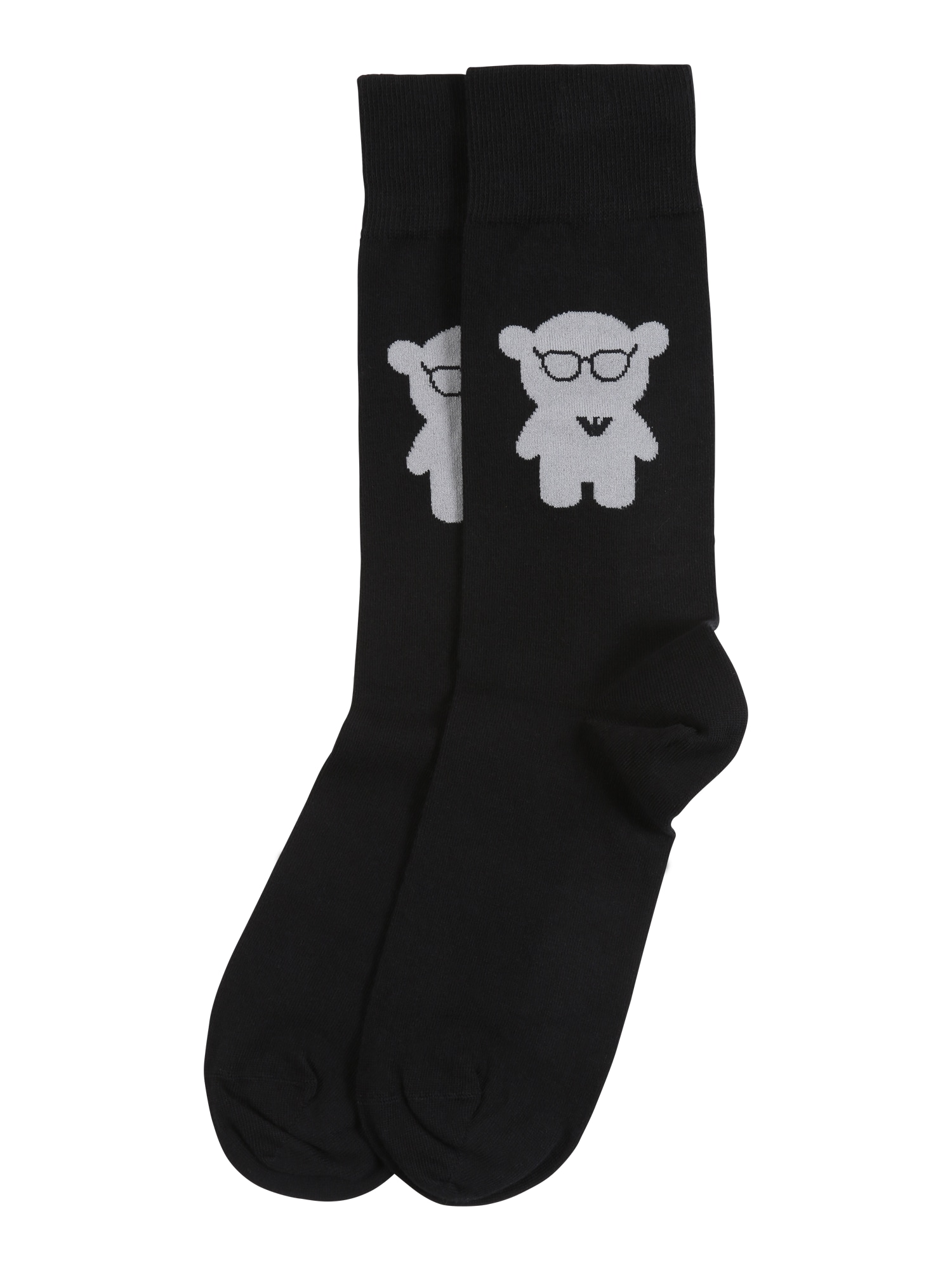 Emporio Armani Ponožky ' CORTO'  čierna