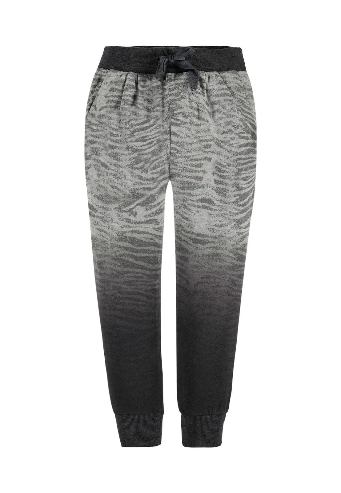 PAMPOLINA Jogg Pants Zebra-Print