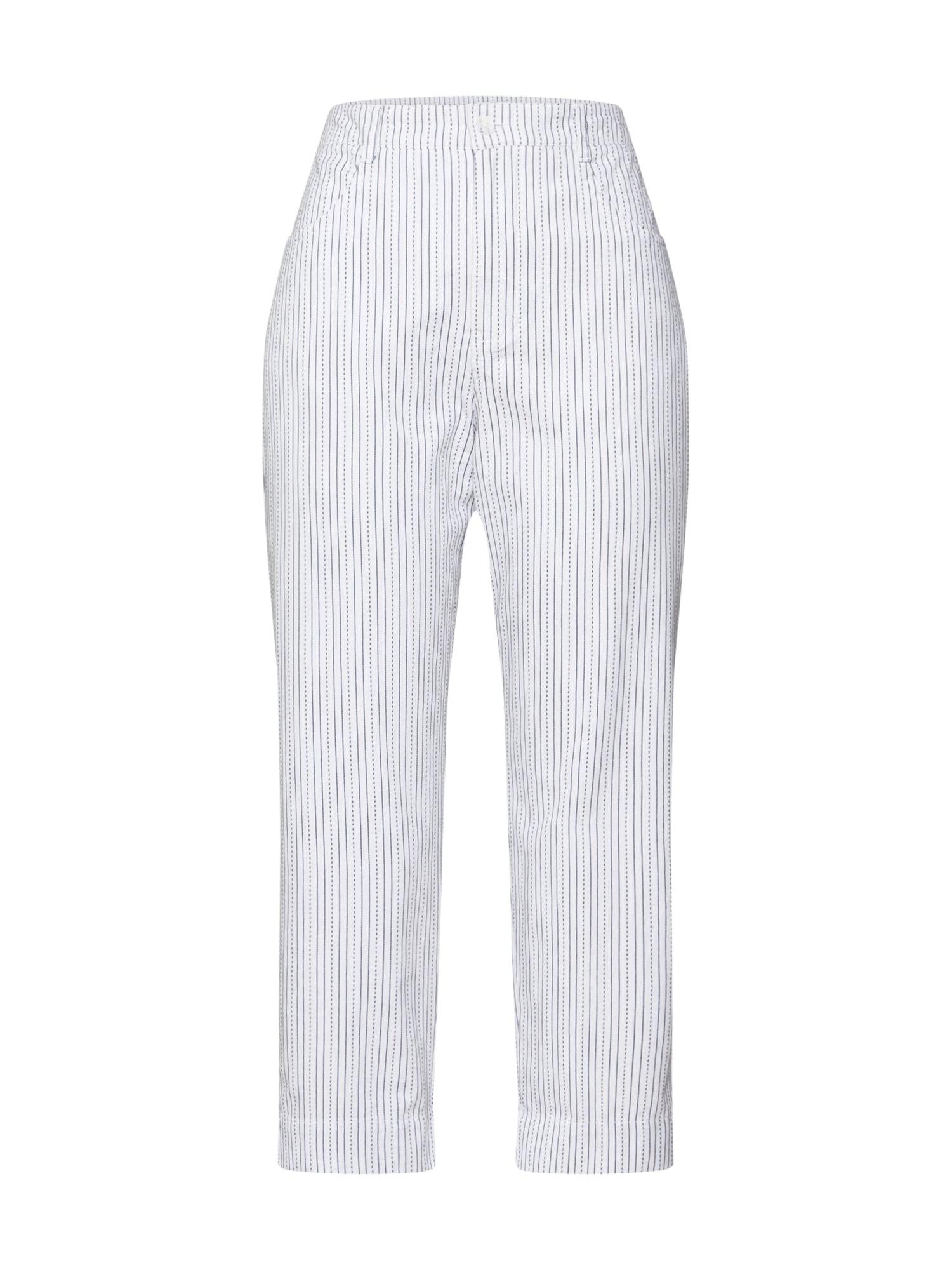 Kalhoty Rumi šedá bílá ELEMENT