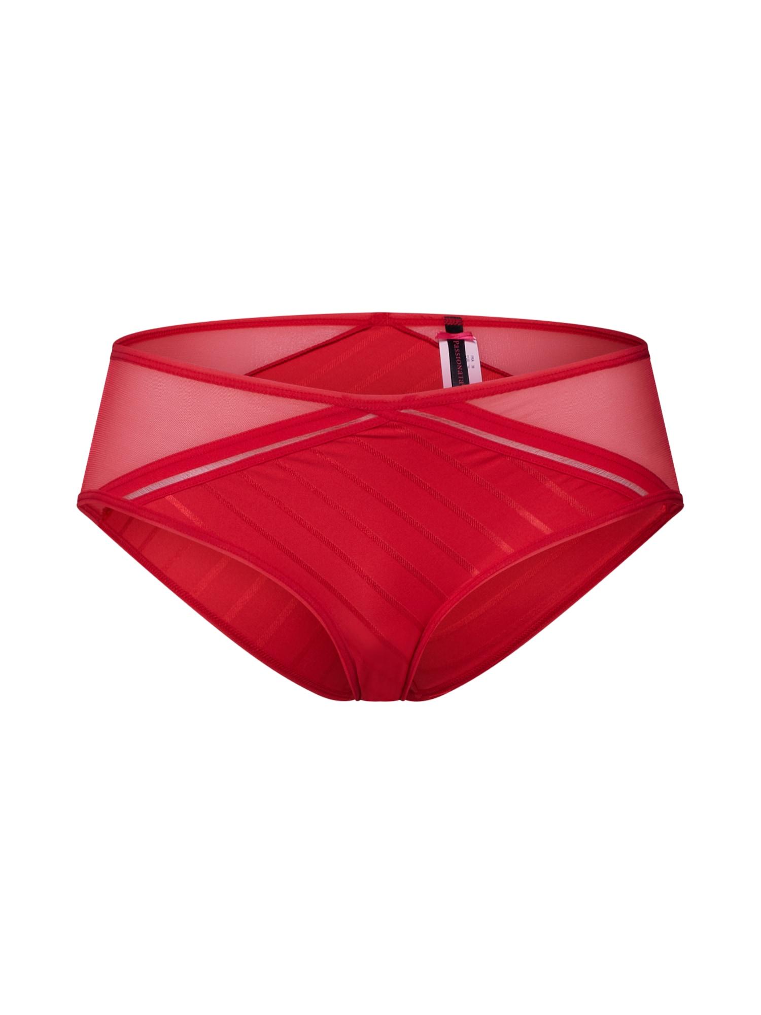 Kalhotky GRAPHIC červená PASSIONATA