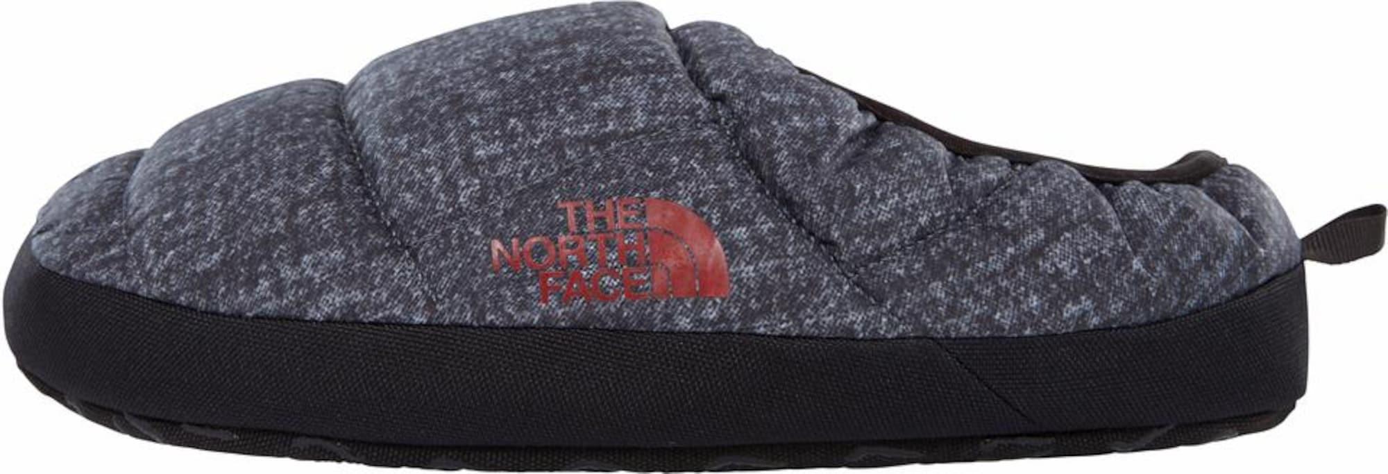 THE NORTH FACE Heren Huisschoen NSE Tent Mule III basaltgrijs zwart