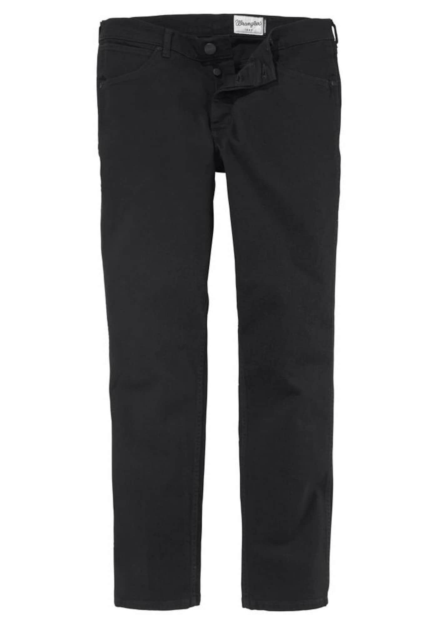 WRANGLER Heren Jeans Greensboro zwart