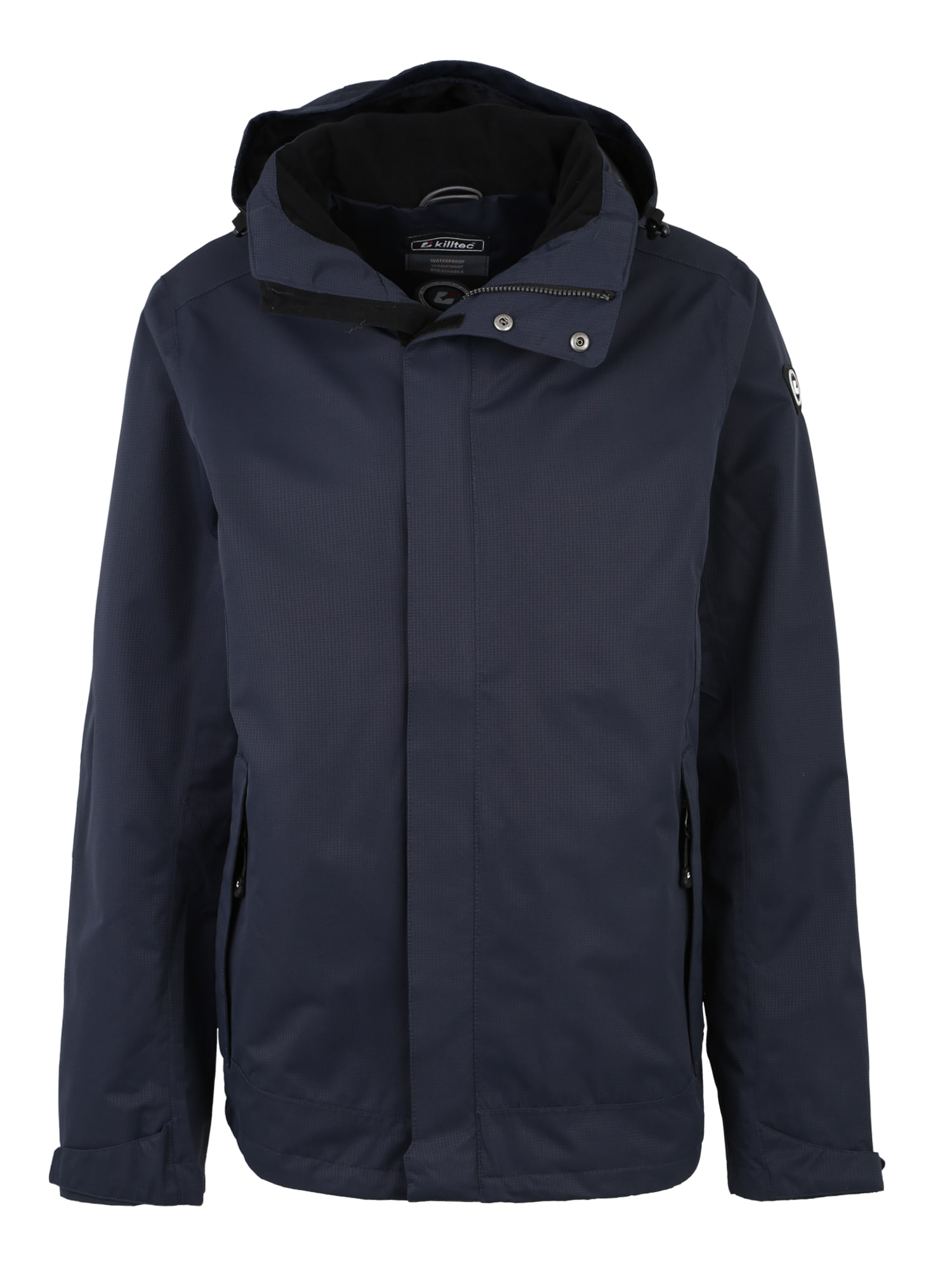 Outdoorová bunda Xenios tmavě modrá KILLTEC