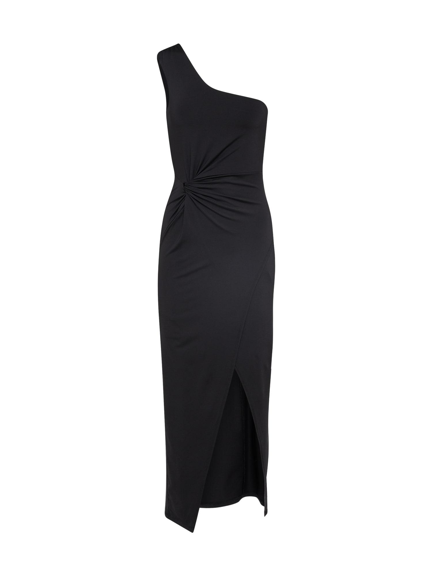 Koktejlové šaty AVRIL černá Bardot