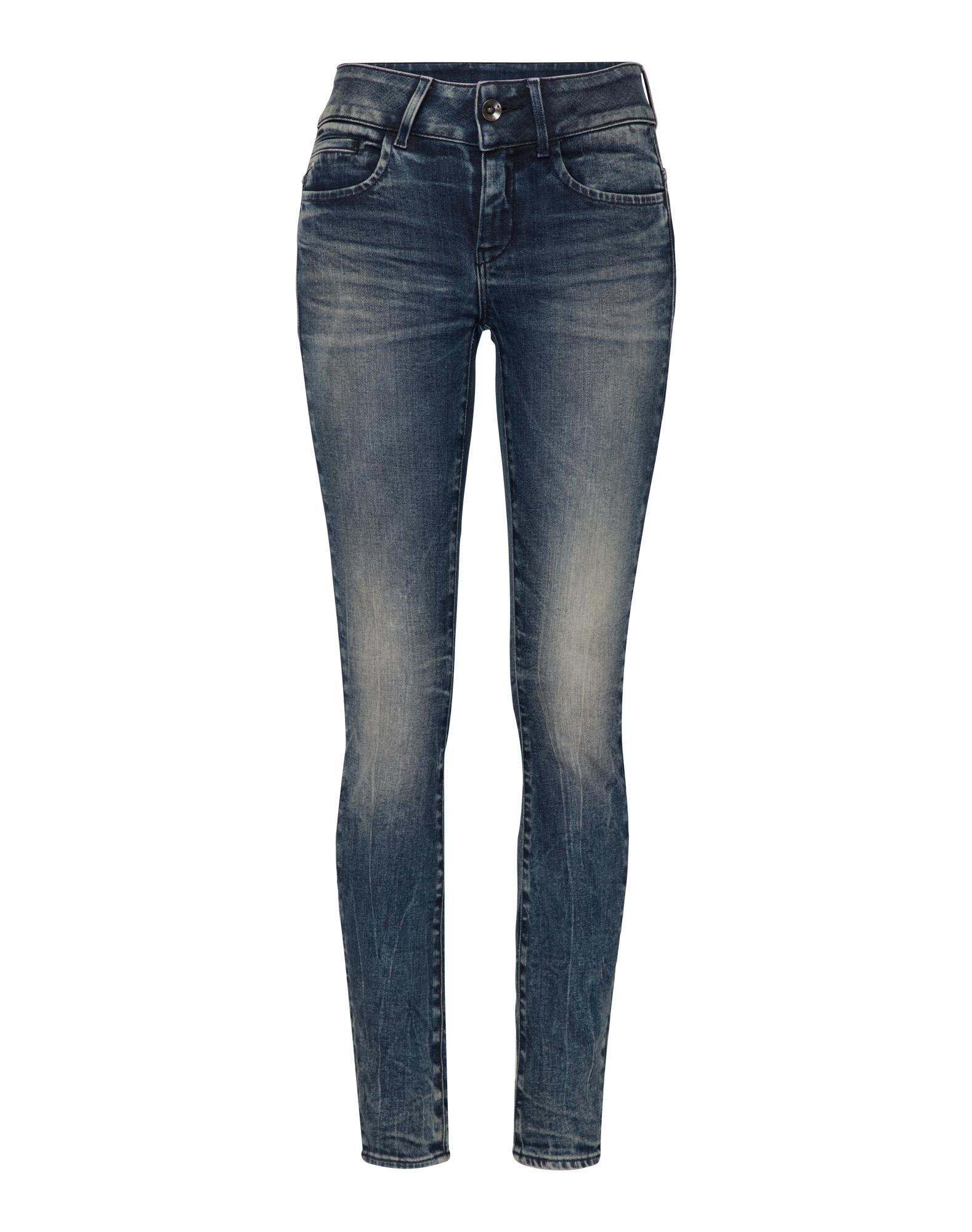 G-STAR RAW Dames Jeans Midge d-Cody blue denim