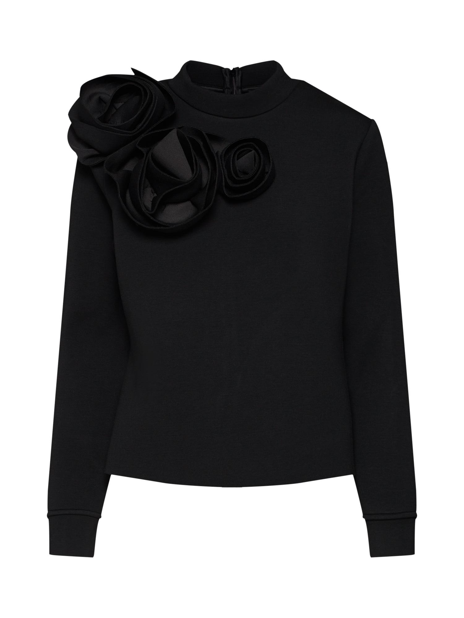 Lost Ink, Dames Sweatshirt, zwart