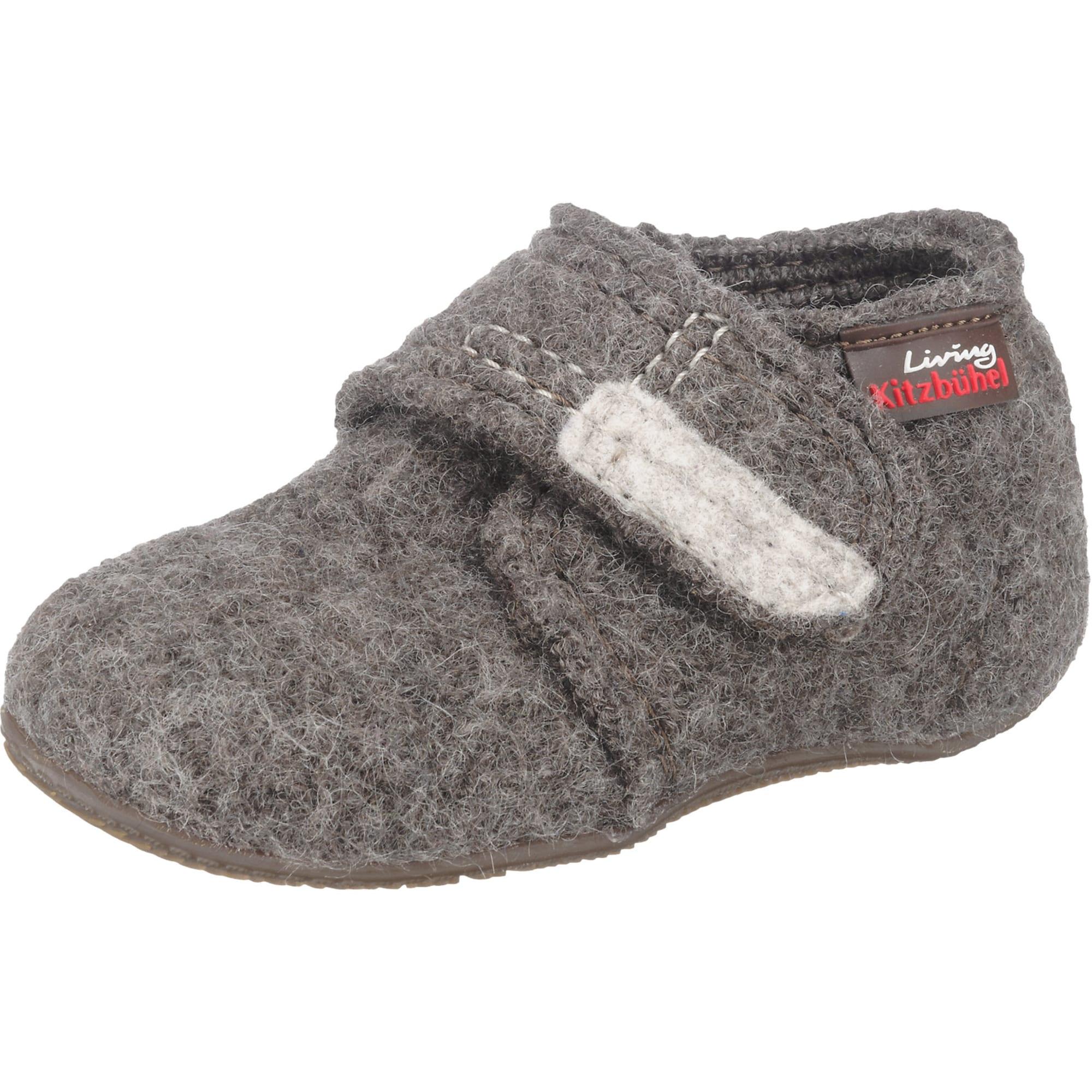 Pantofle režná bílá Living Kitzbühel