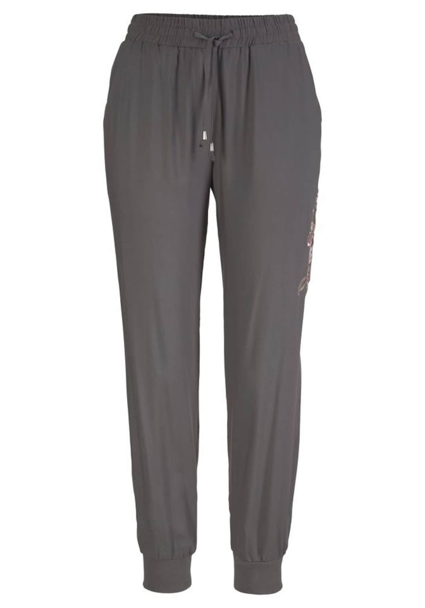 LASCANA Kalhoty  khaki