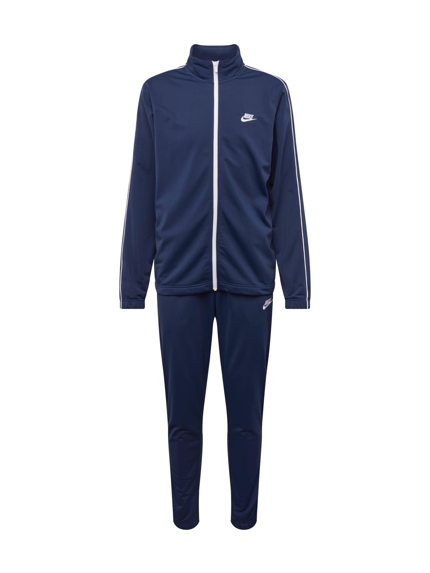 Domácí oblečení M NSW CE TRK SUIT PK BASIC tmavě modrá Nike Sportswear