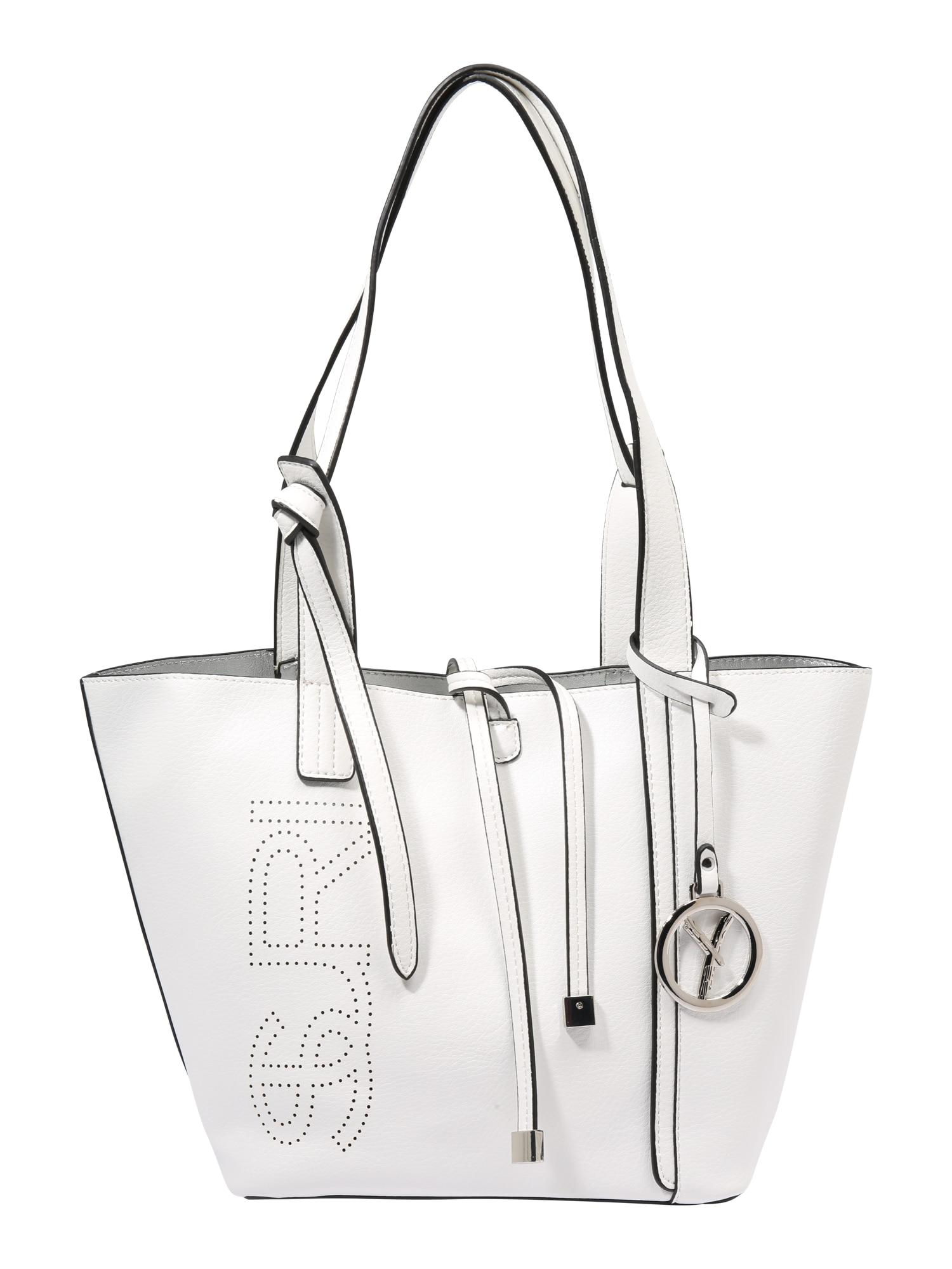 Nákupní taška Issy bílá Suri Frey
