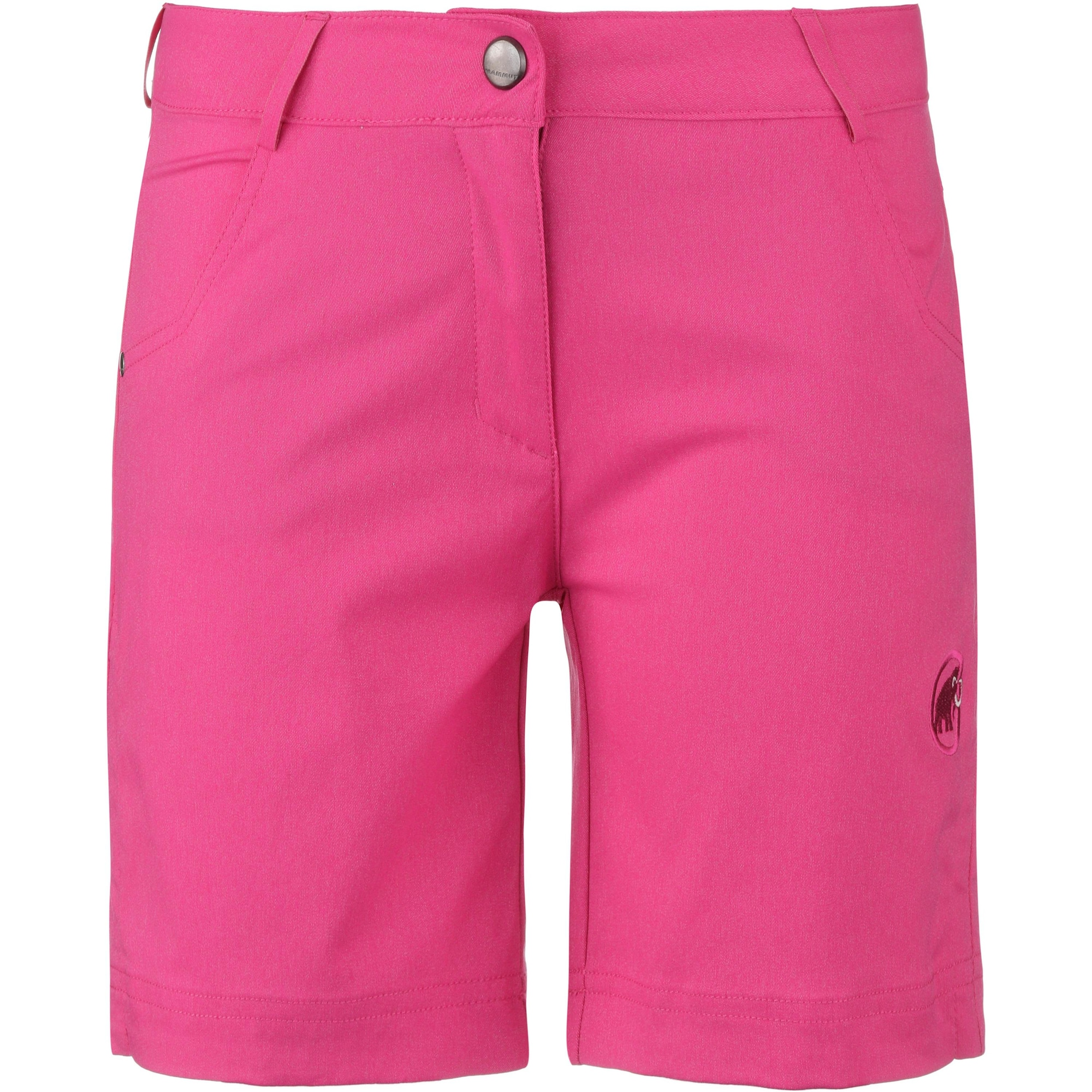 Kletterhose 'Massone' | Sportbekleidung > Sporthosen > Sonstige Sporthosen | Pink | mammut