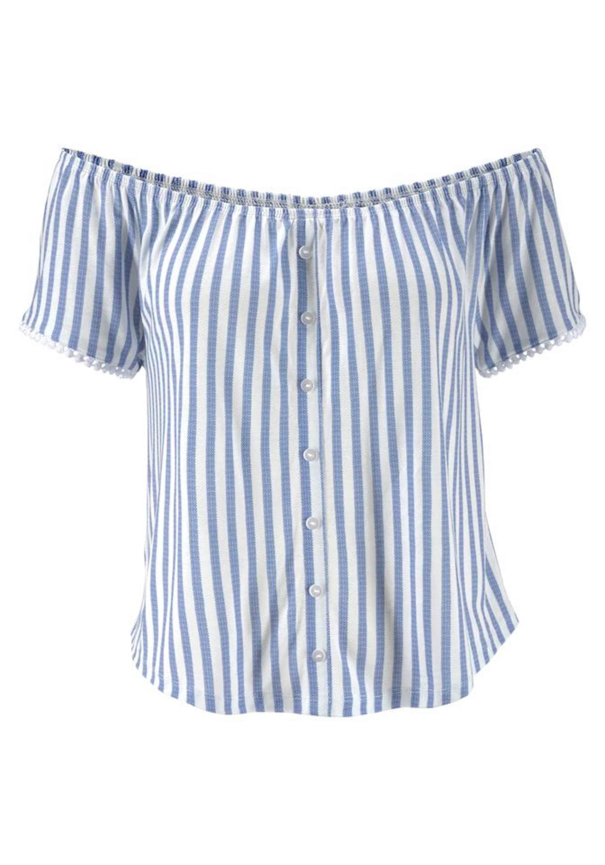 lascana - Strandshirt