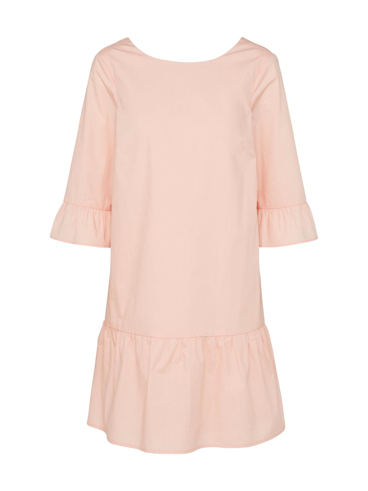Šaty Aurora meruňková EDITED