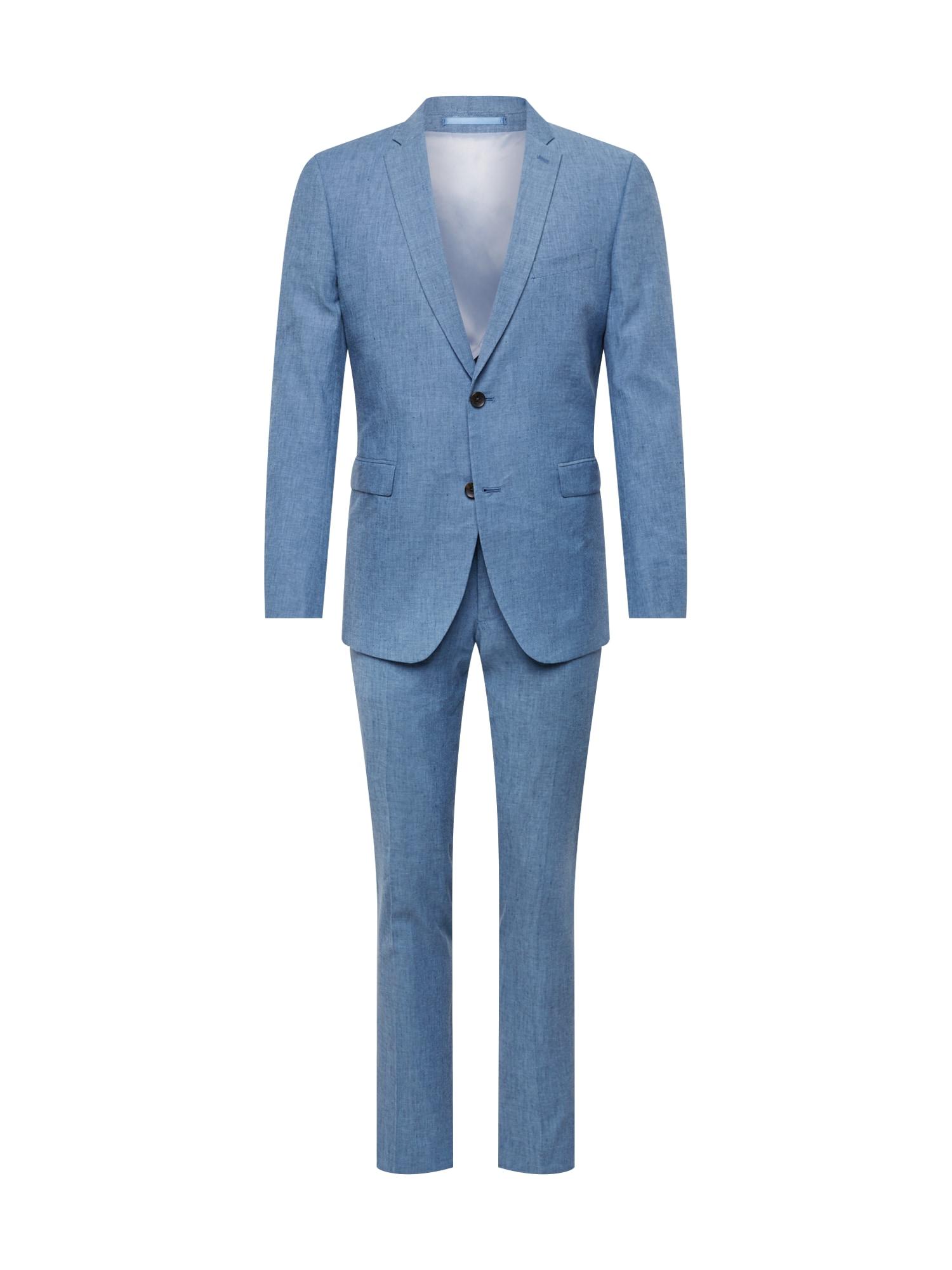 Oblek Délavé nebeská modř Esprit Collection