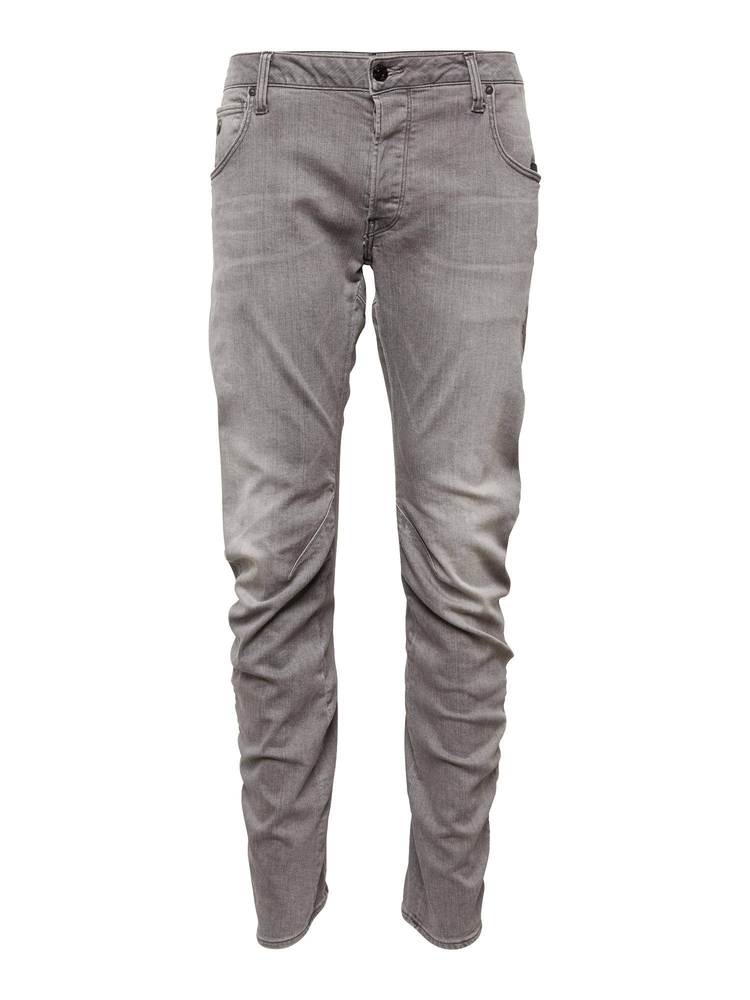 G-STAR RAW Heren Jeans Arc 3D grey denim