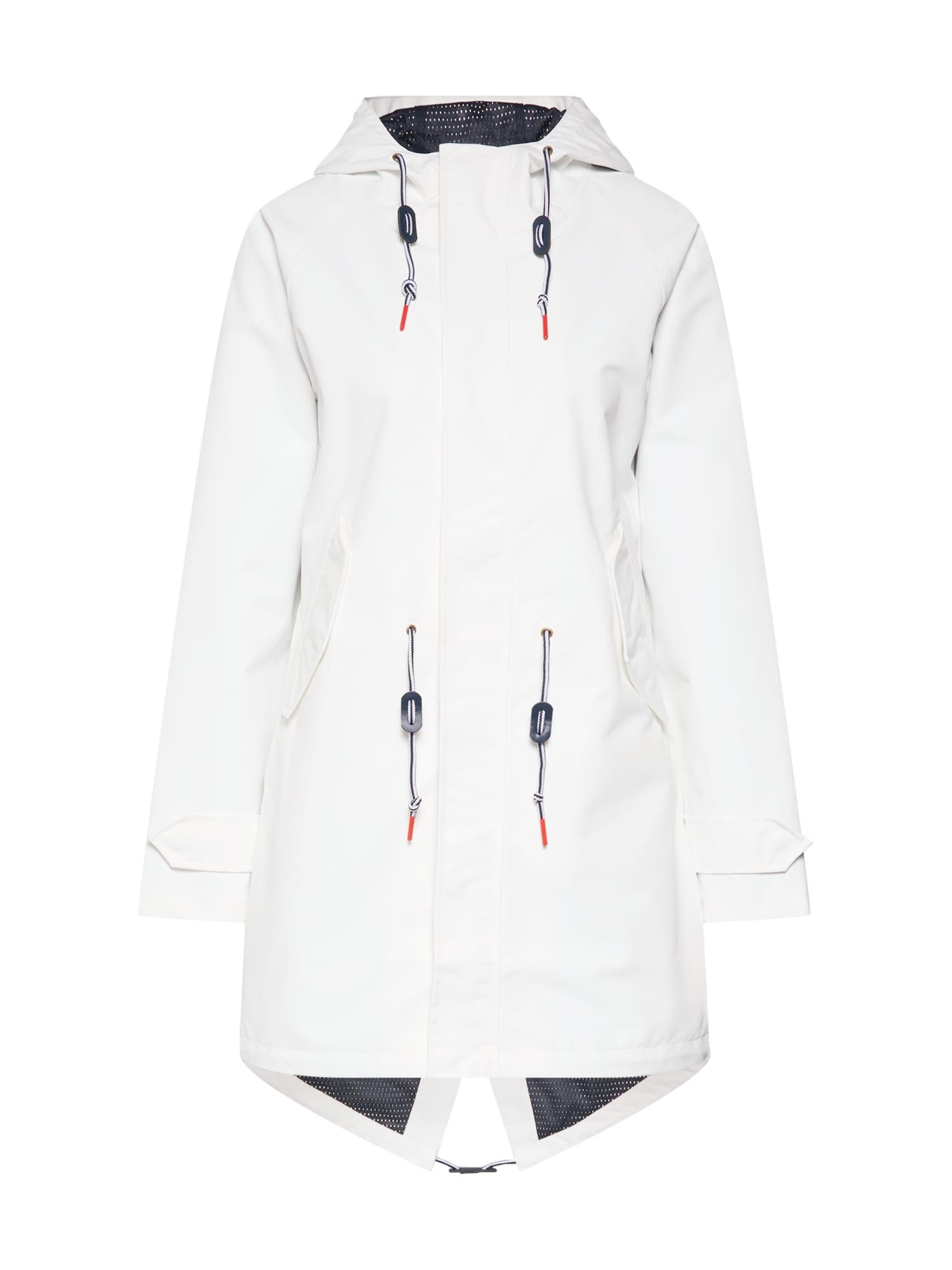 Přechodný kabát Wattn Friese modrá námořnická modř bílá Derbe