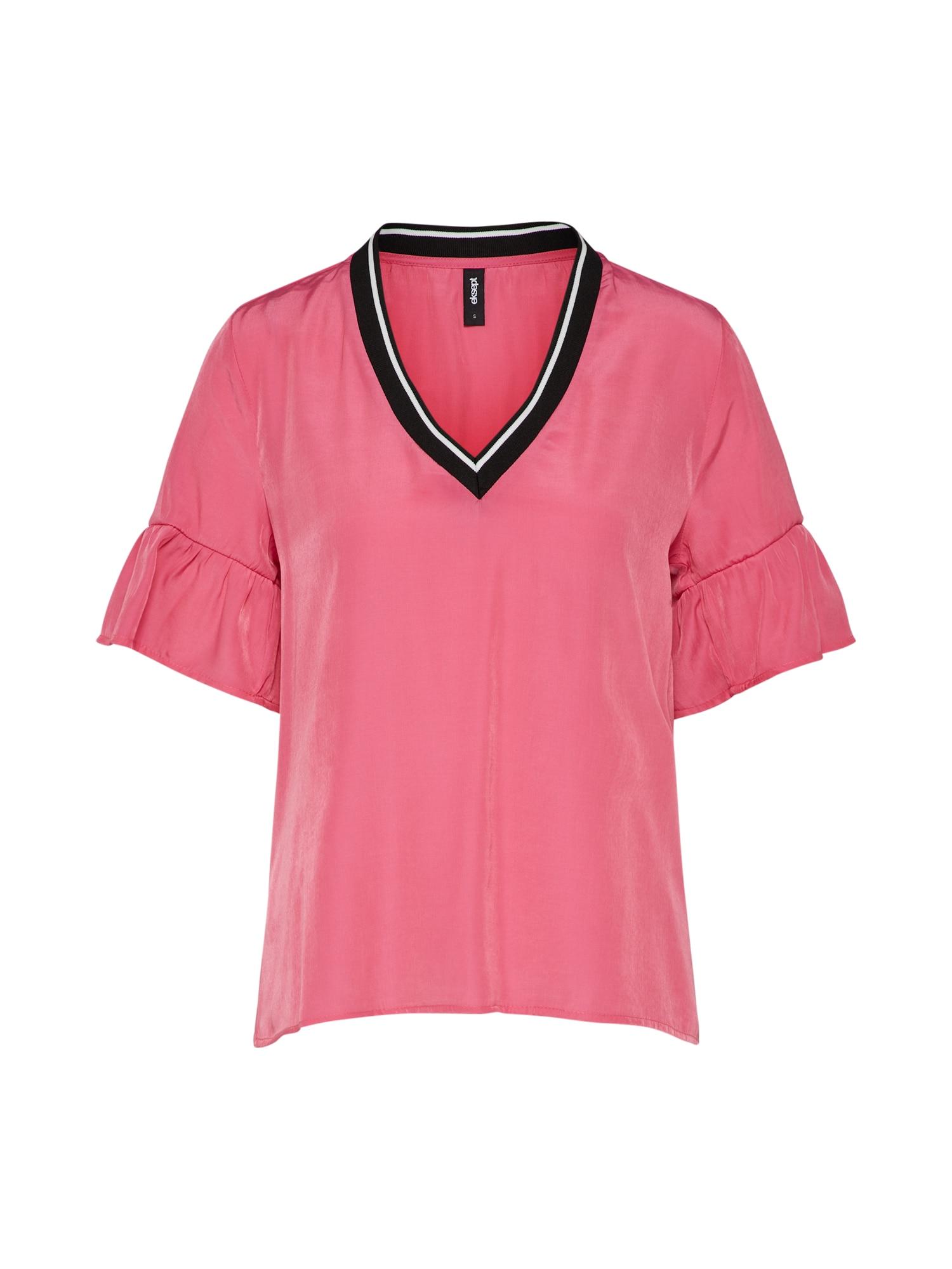 Tričko BOELIE pink Eksept
