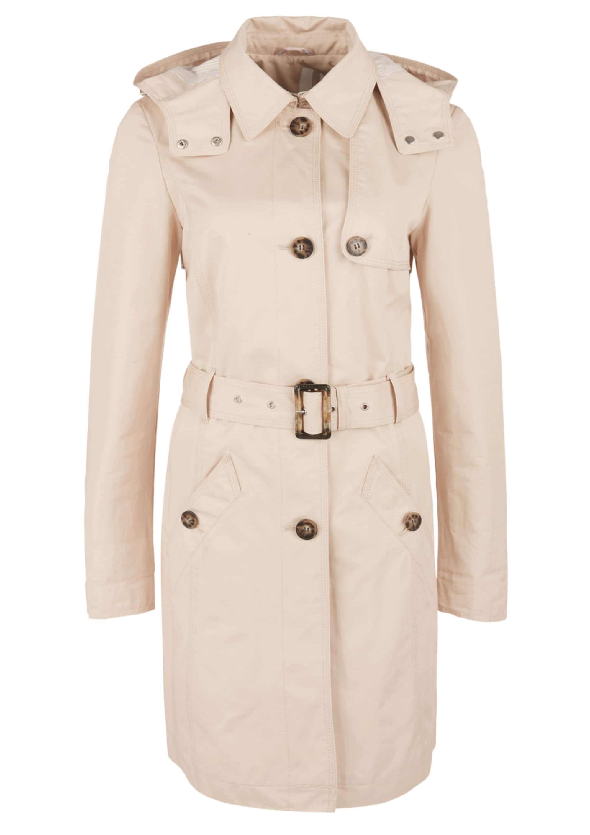 s.oliver red label - Trenchcoat mit Collar