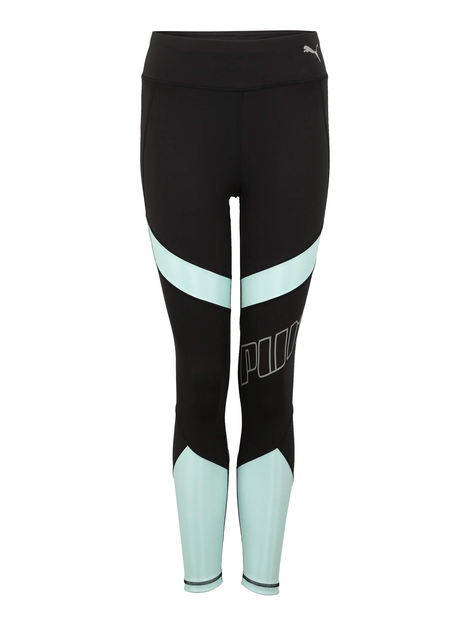 Sportovní kalhoty Elite Speed světlemodrá černá PUMA