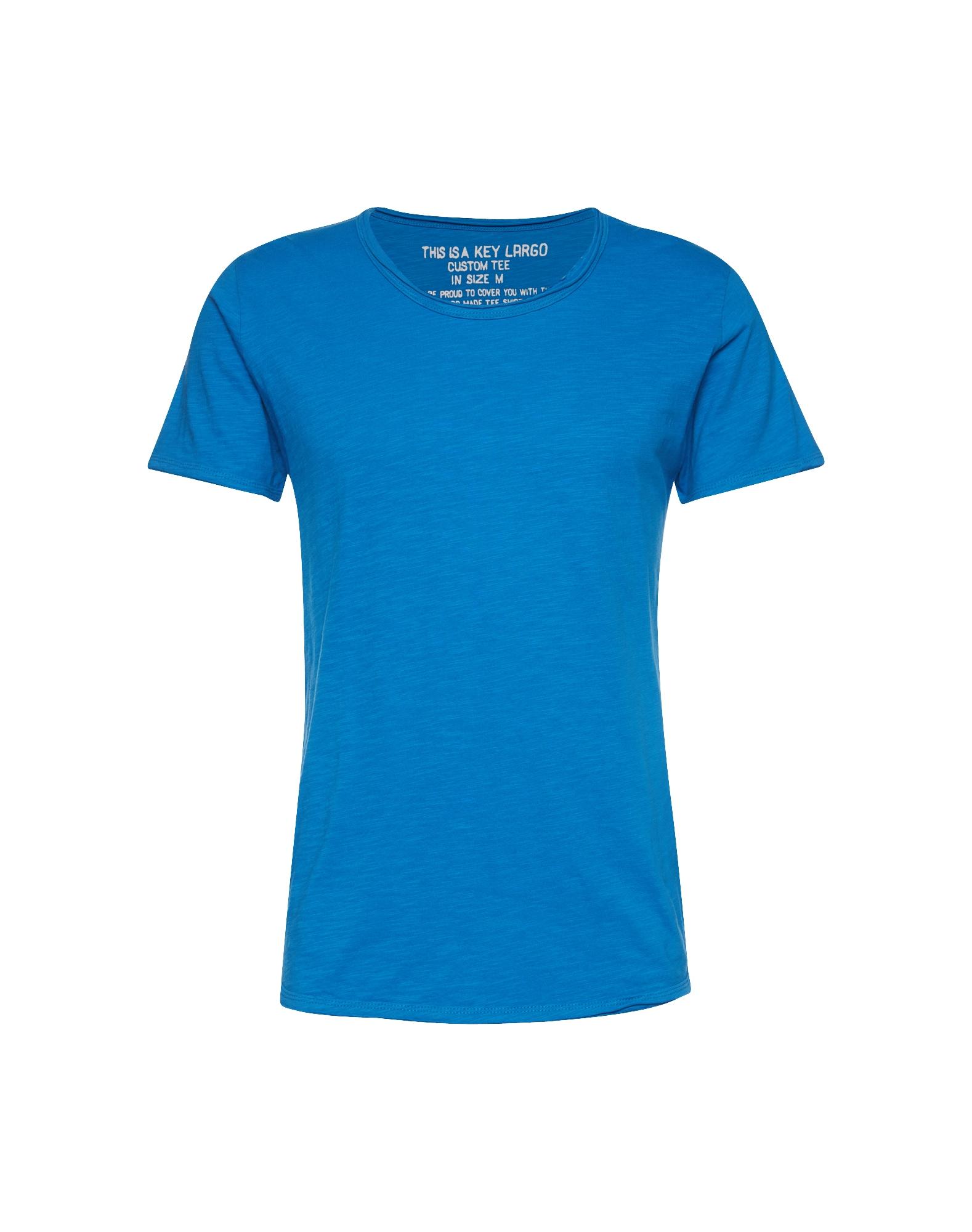 Tričko T BREAD modrá Key Largo