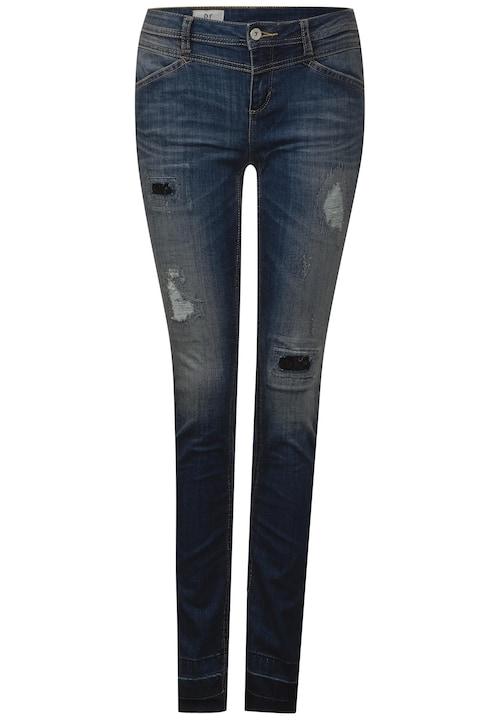 Heavy Used Slim Jeans ´Kathi´
