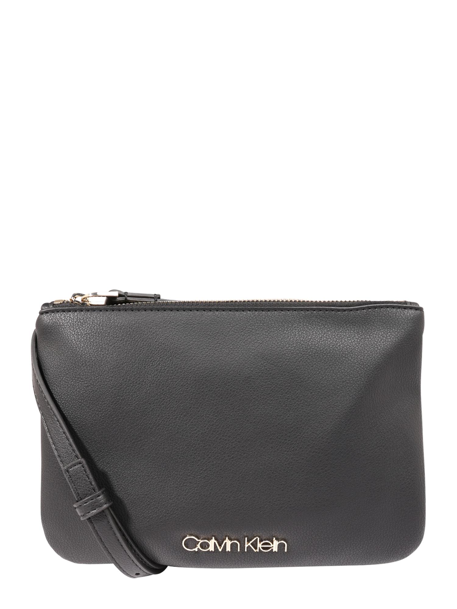 Taška přes rameno CK MUST EW CROSSBODY černá Calvin Klein