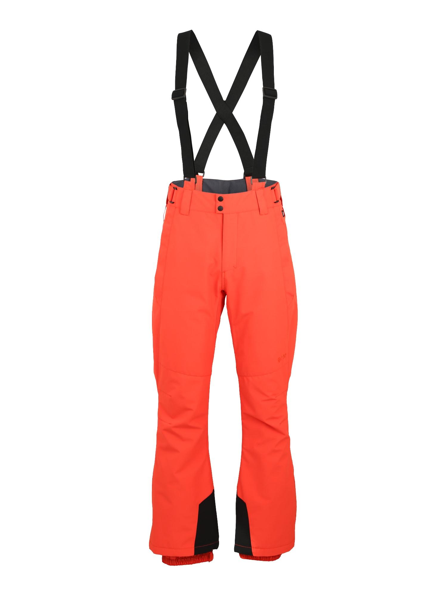 Sportovní kalhoty Oweny jasně oranžová PROTEST