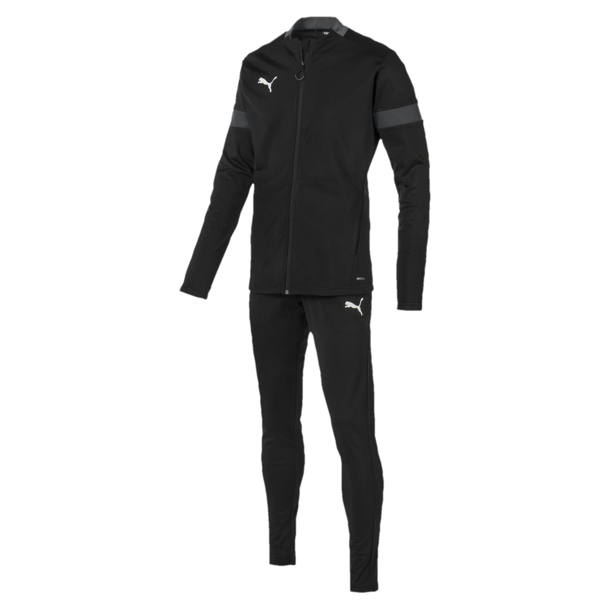 Trainingsanzug | Sportbekleidung > Sportanzüge > Trainingsanzüge | Graphit - Schwarz | Puma