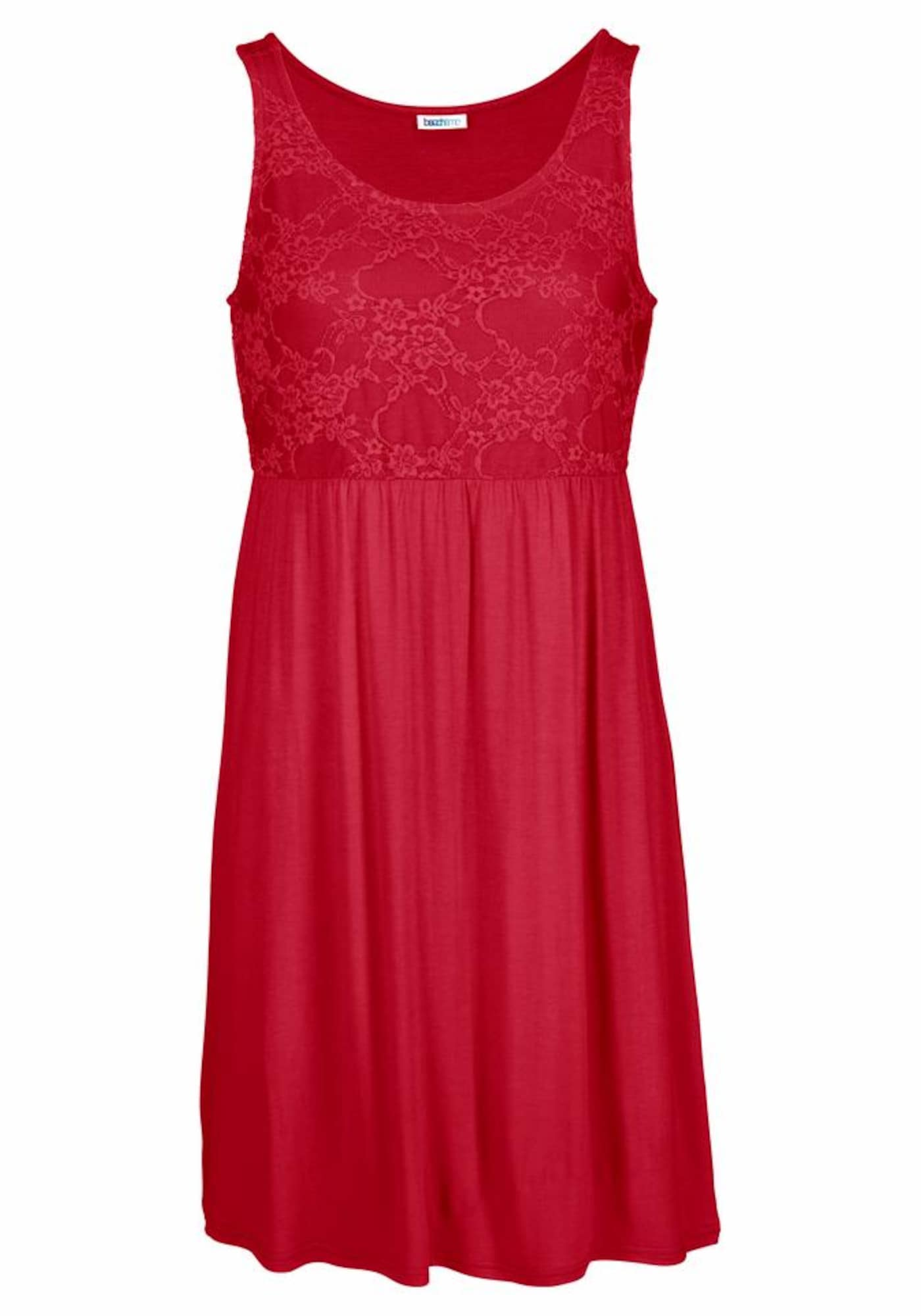 Strandkleid | Bekleidung > Kleider > Strandkleider | Rot | BEACH TIME