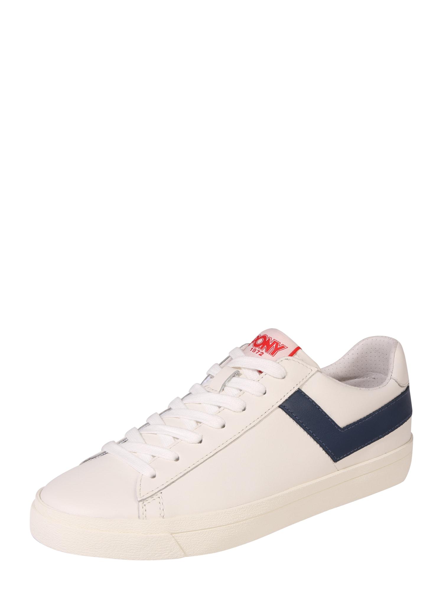 Tenisky TOPSTAR námořnická modř bílá PONY