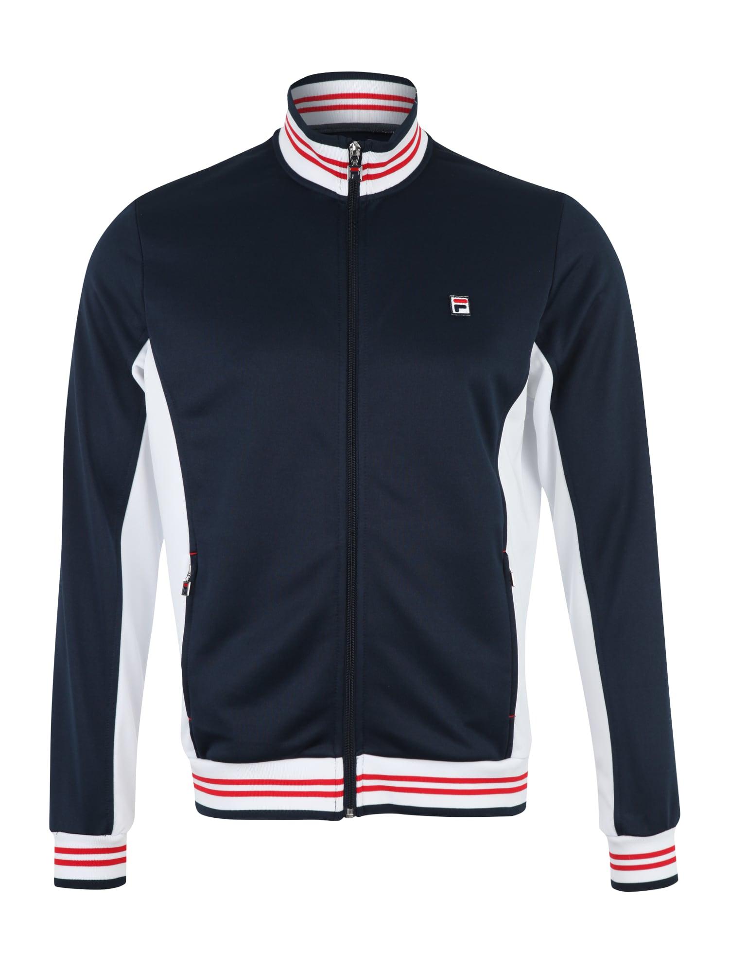 Sportovní bunda Ole modrá červená bílá FILA