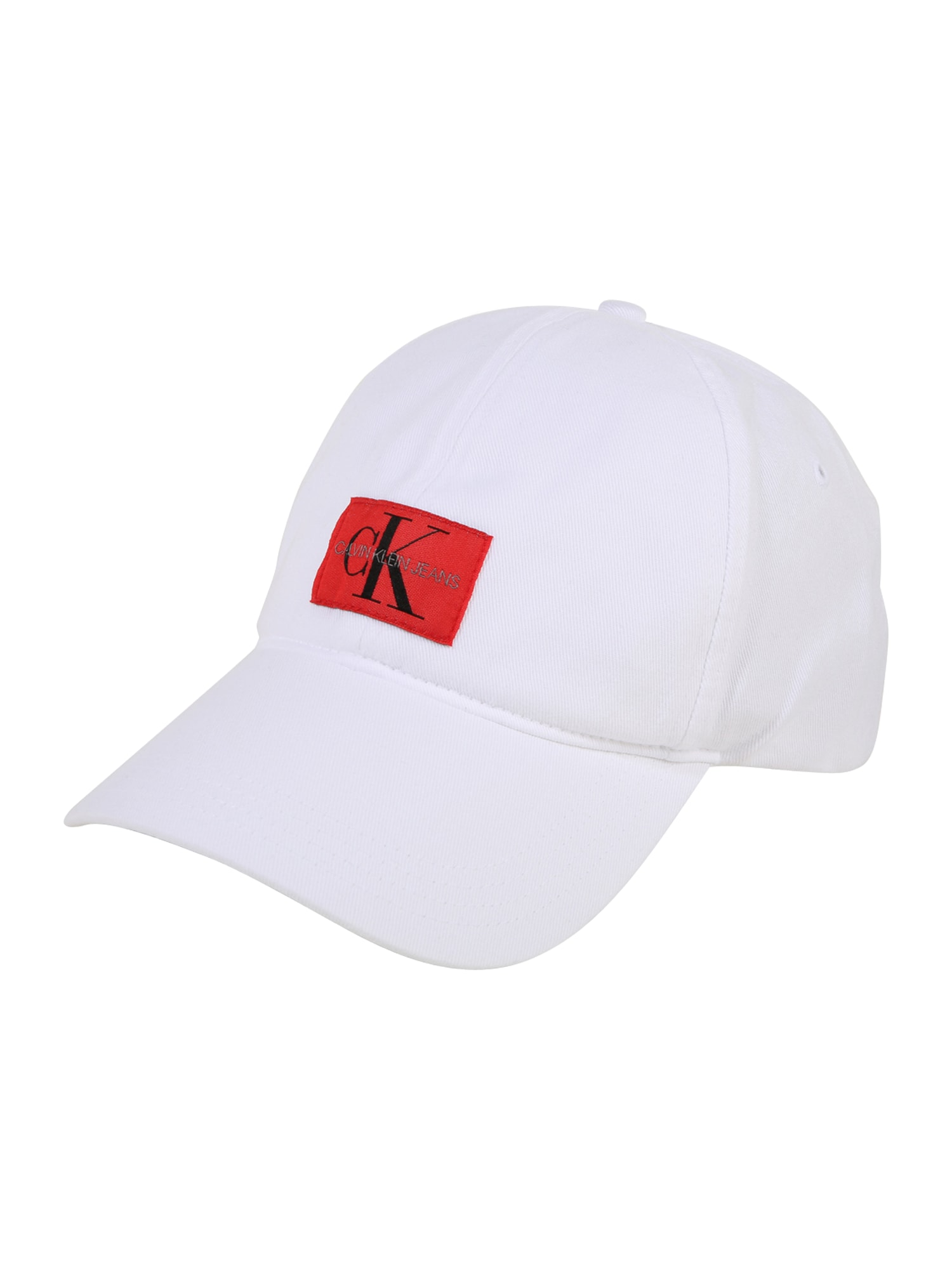 Kšiltovka J MONOGRAM CAP M  bílá Calvin Klein Jeans