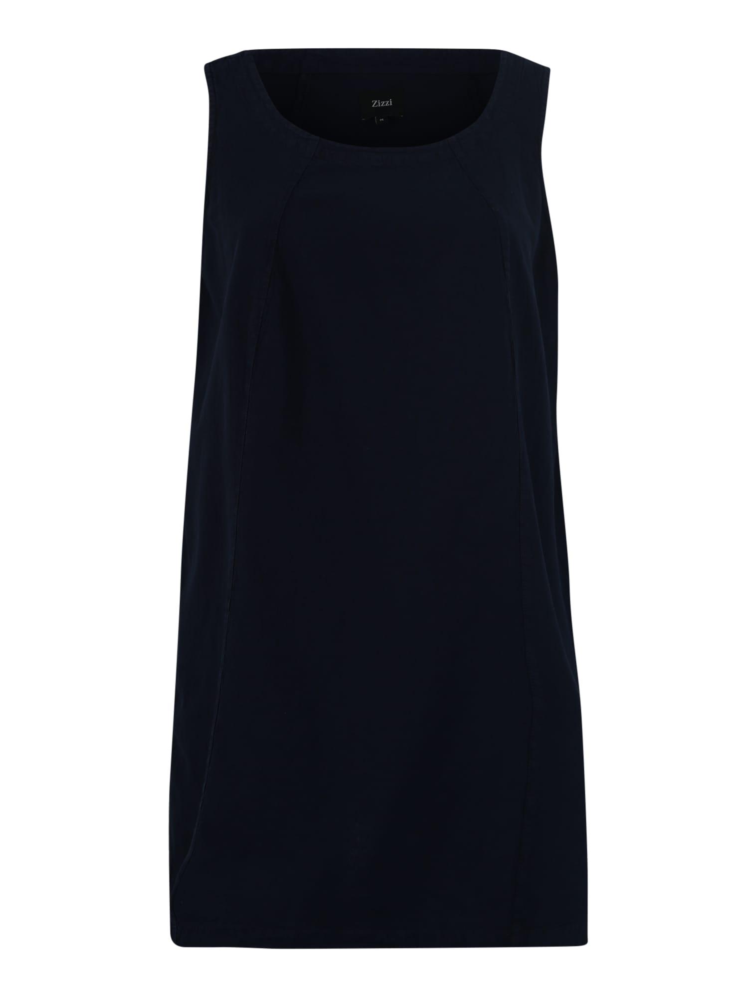 Tunika kobaltová modř Zizzi