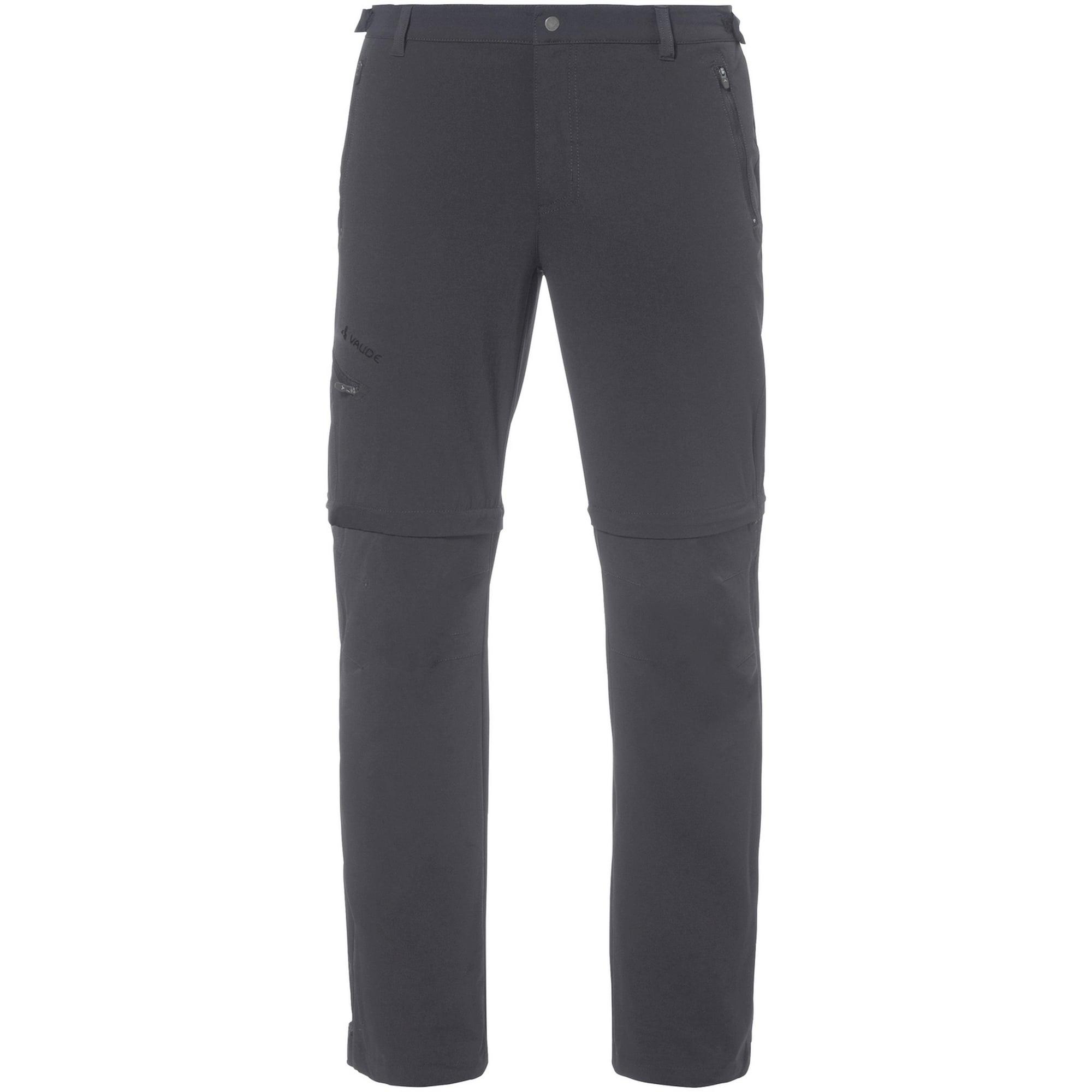 Softshellhose 'Farley' | Sportbekleidung > Sporthosen > Softshellhosen | Anthrazit | Vaude