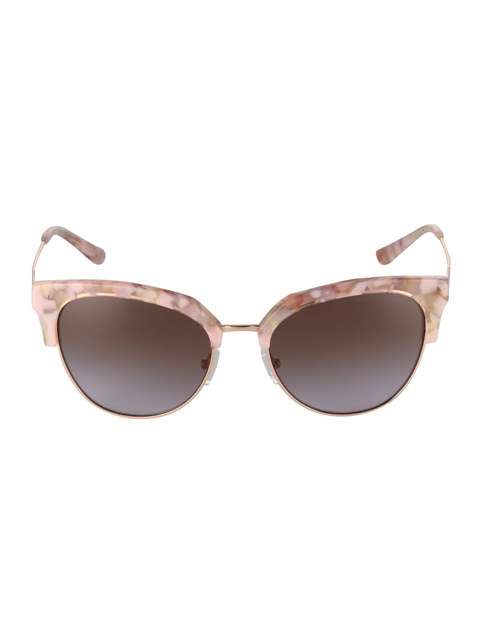 Michael Kors Okulary przeciwsłoneczne 'SAVANNAH'  różany / czarny